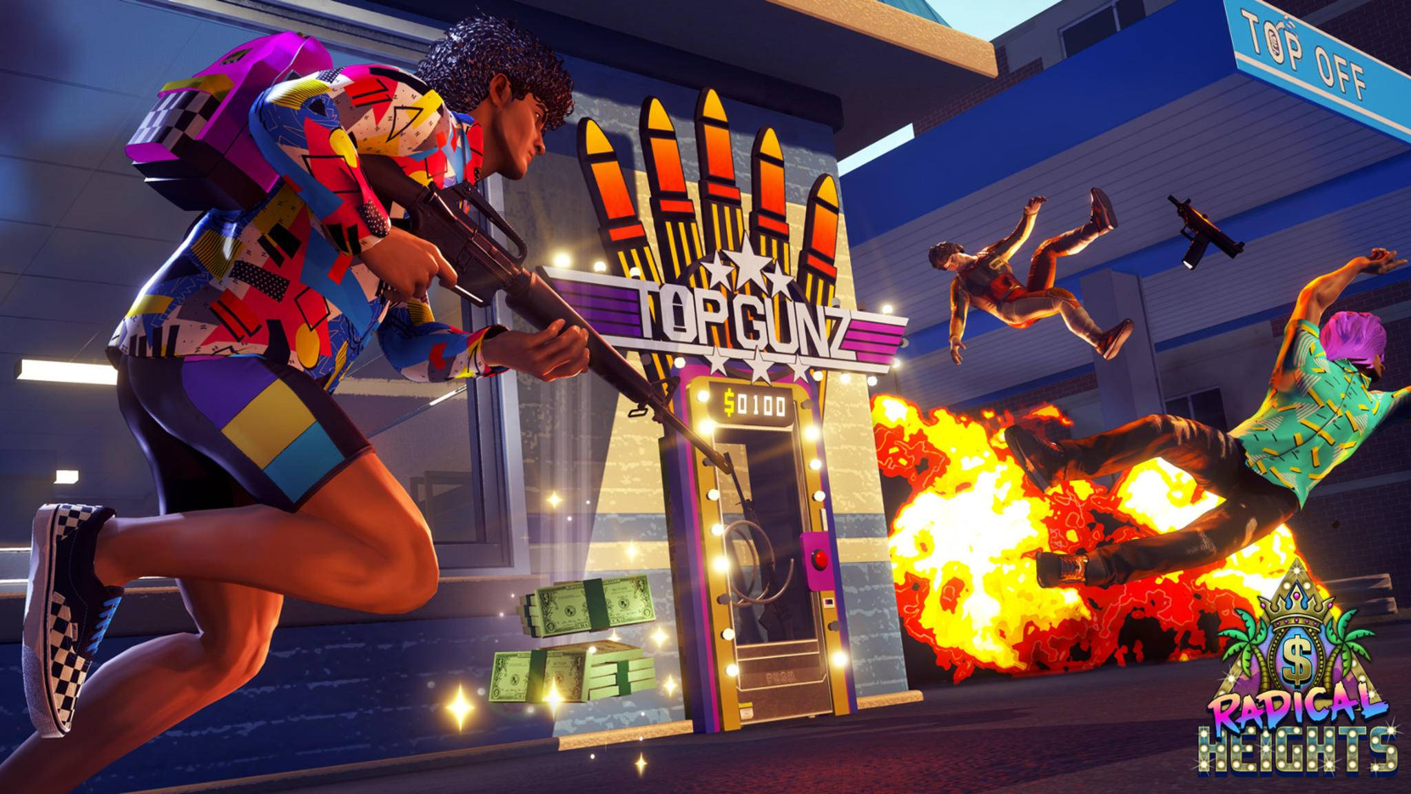 "Der Battle-Royale-Shooter ""Radical Heights"" sollte Boss Key Productions retten. Nun muss das Studio schließen."