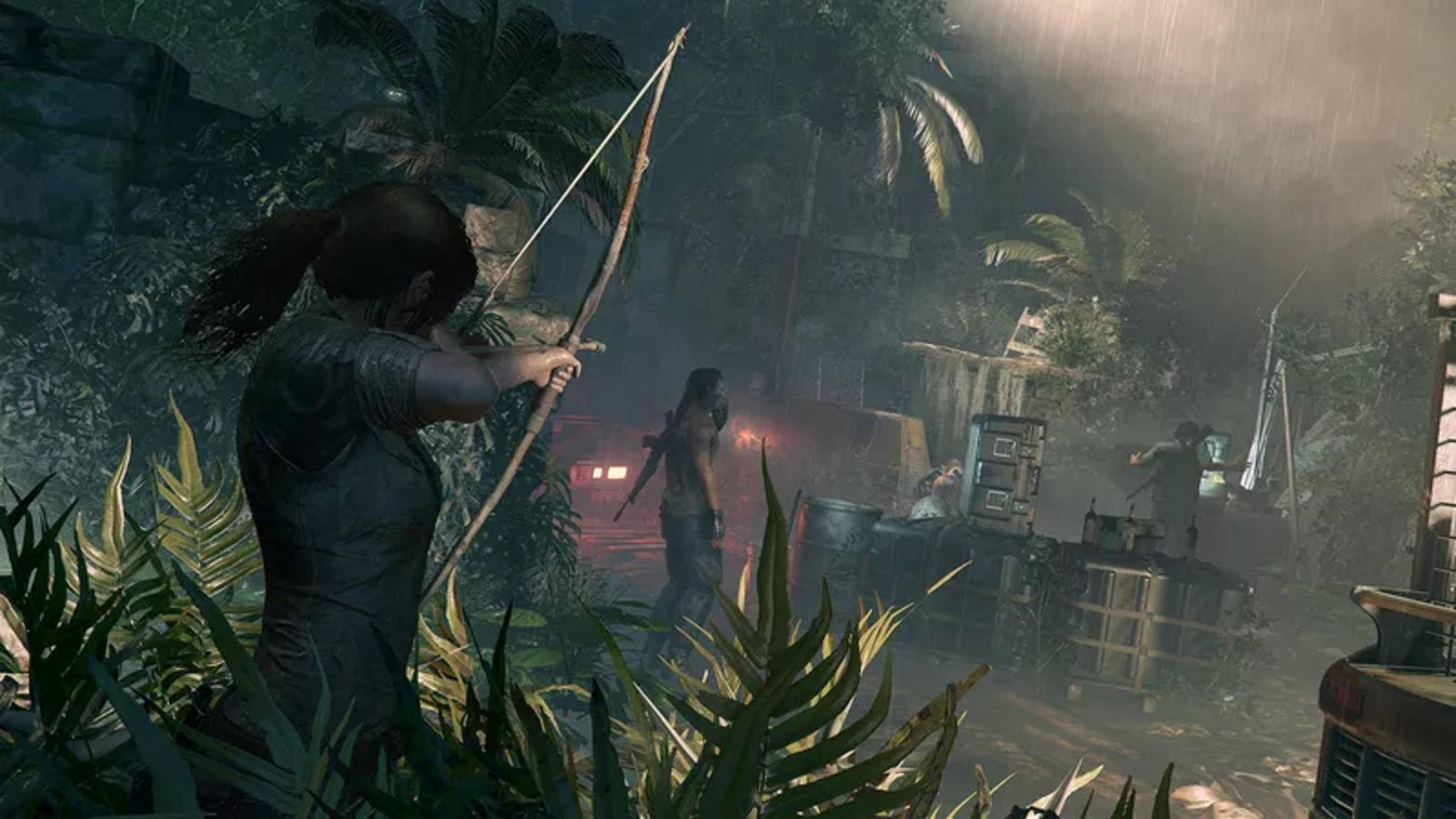 """""""Shadow of the Tomb Raider"""" soll das bislang größte und lebendigste Hub-Areal der Reihe enthalten."""