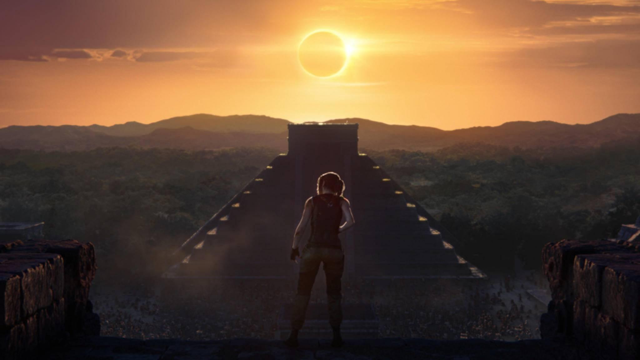 """""""Shadow of the Tomb Raider"""" wird die Spieler laut den Machern vor große Herausforderungen stellen."""