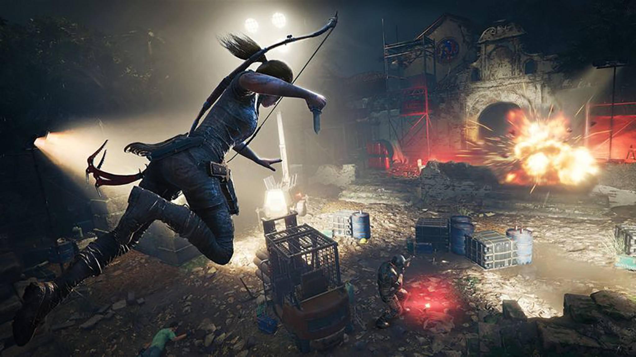 """""""Shadow of the Tomb Raider"""" kommt im September in unterschiedlichen Editionen und mit Season Pass."""