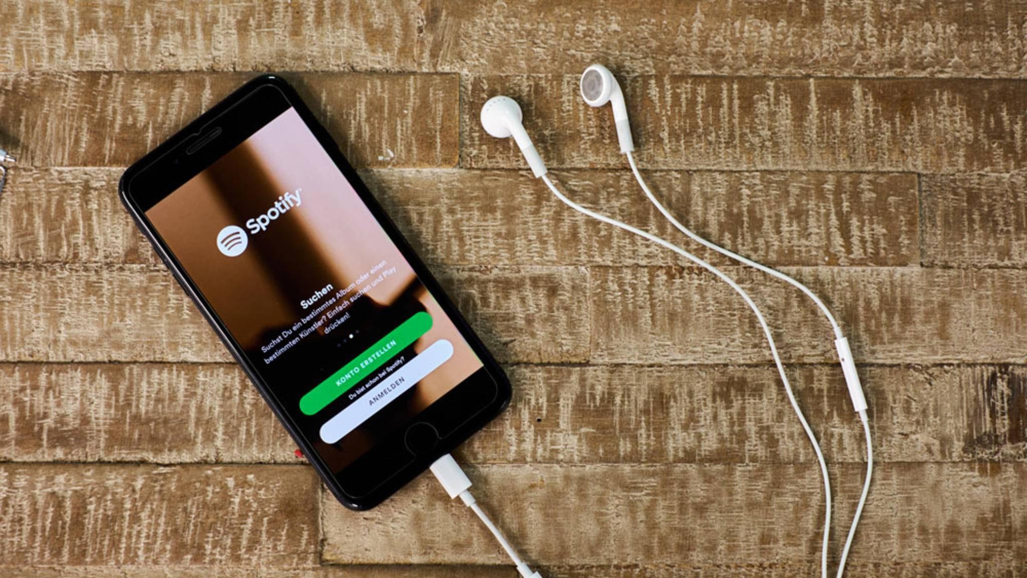 Spotify will neue Nutzer durch eine noch einfachere Bedienung anlocken.