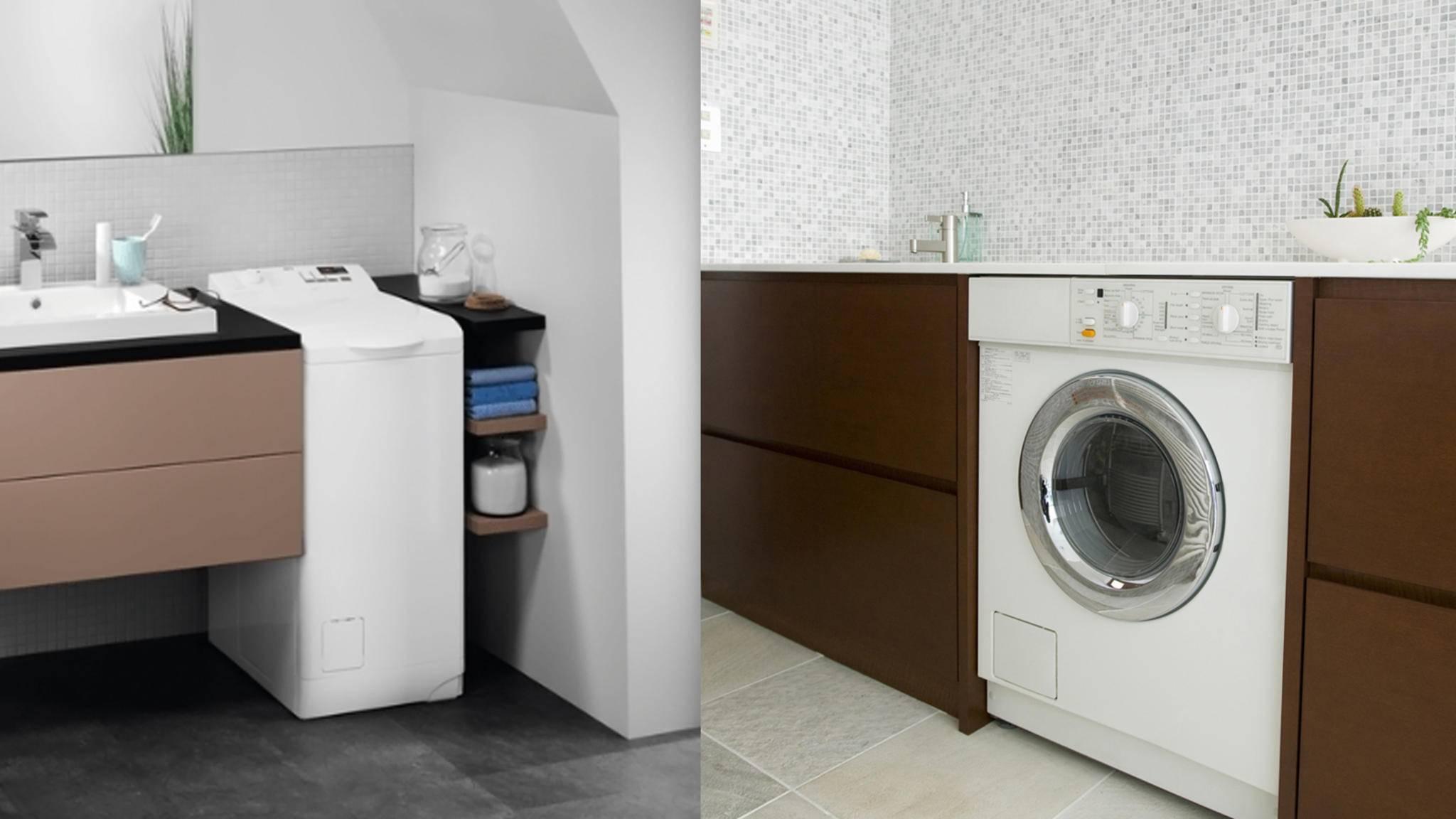 Frontlader oder toplader vor und nachteile der waschmaschinentypen