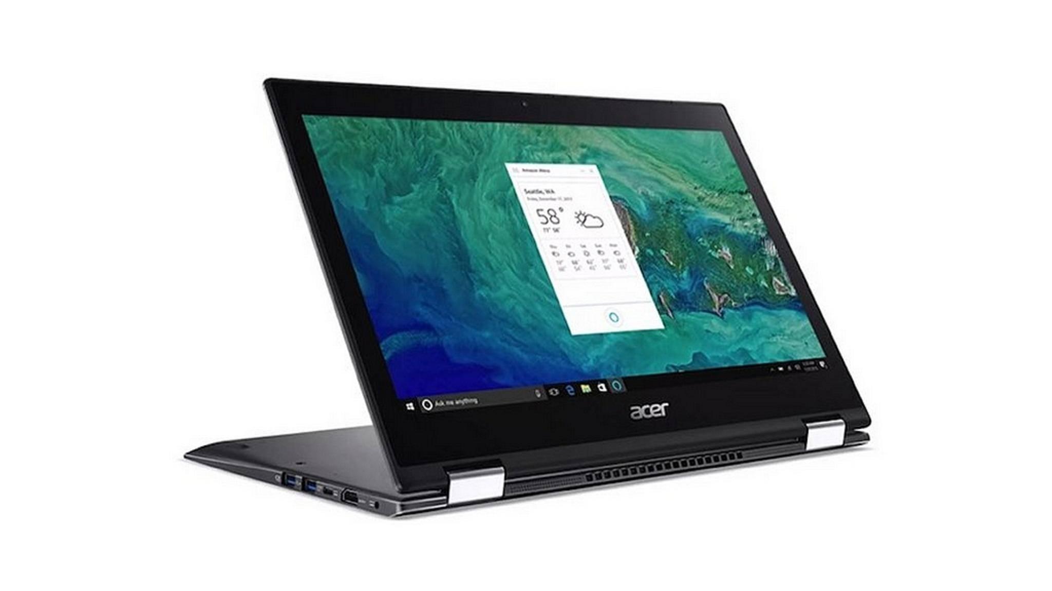 Acer bringt Alexa auf seine Laptops.
