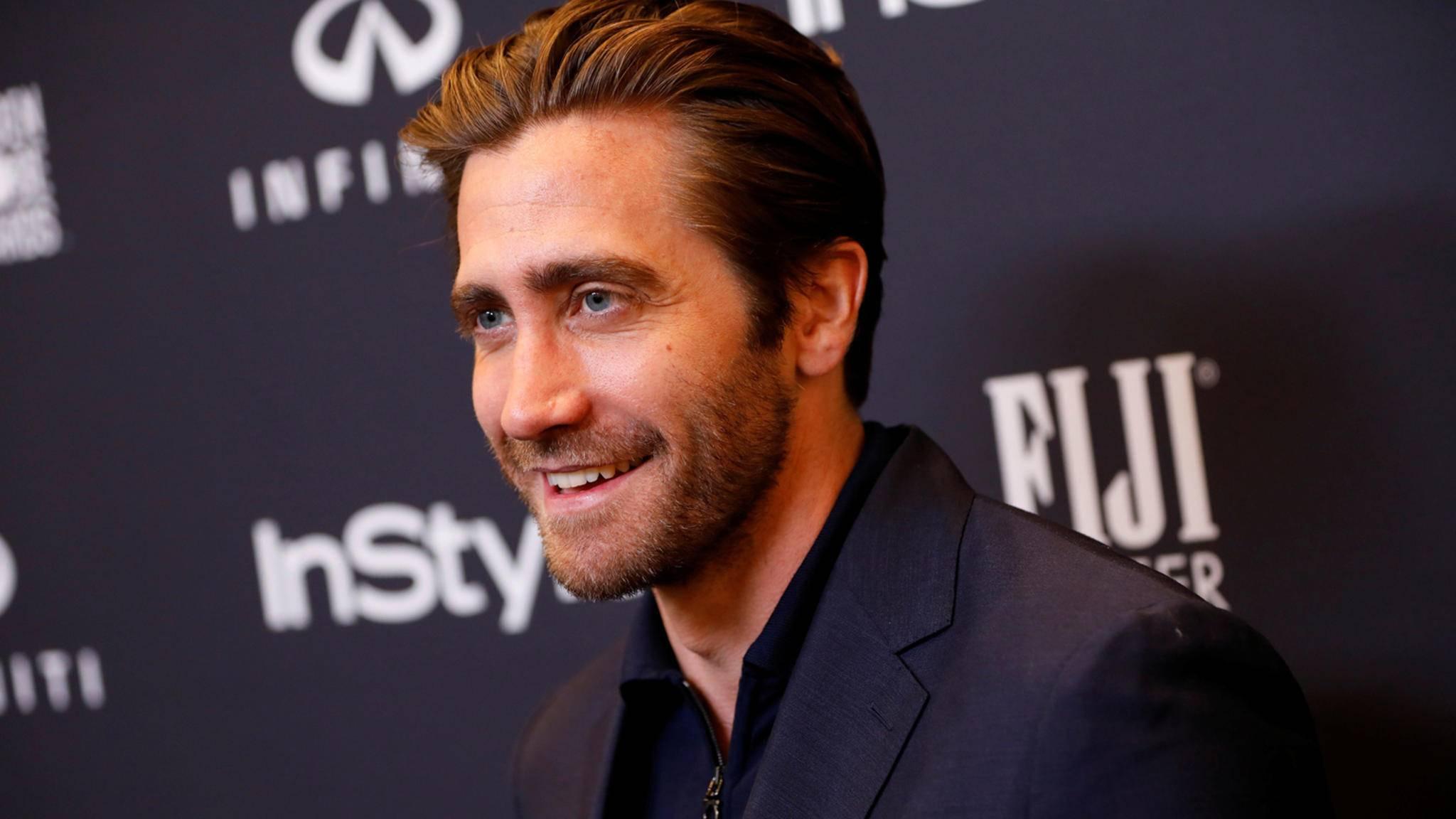 Endlich wissen wir, wie Jake Gyllenhaal als Mysterio aussieht.