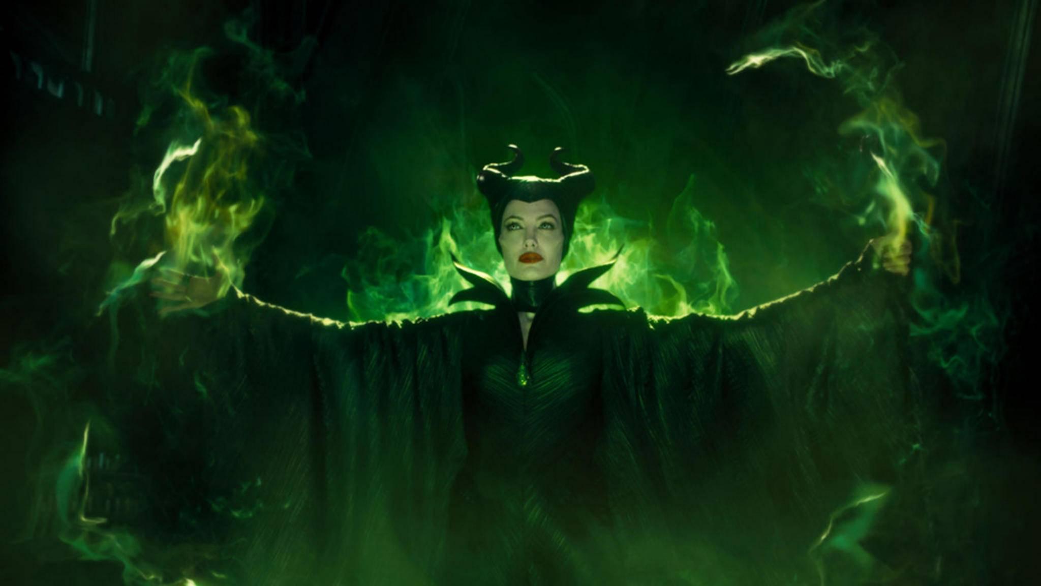 Drehbeginn: Maleficent zaubert wieder!