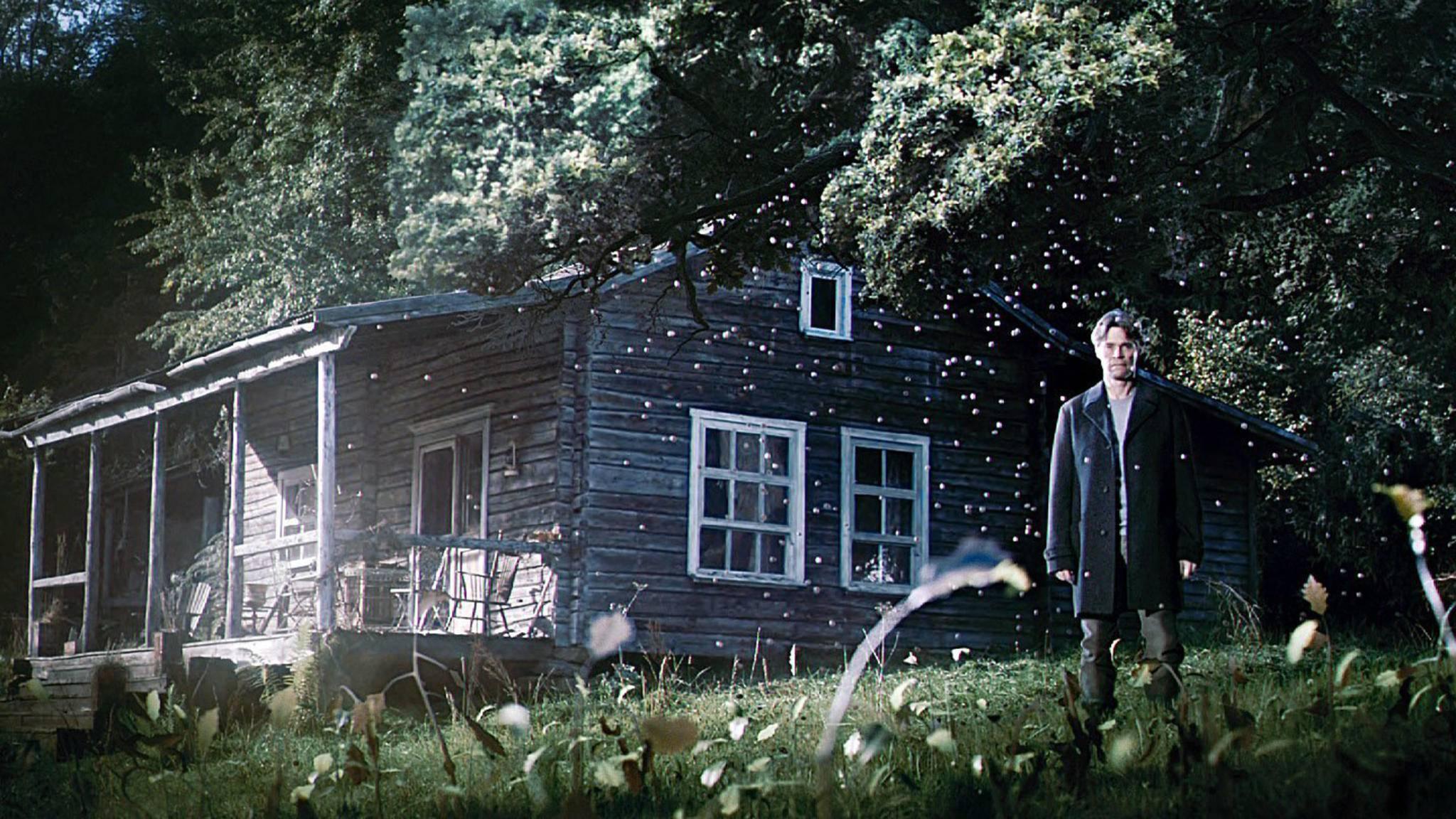 """""""Antichrist"""" von Lars von Trier ließ viele Zuschauer aus den Kinos flüchten."""