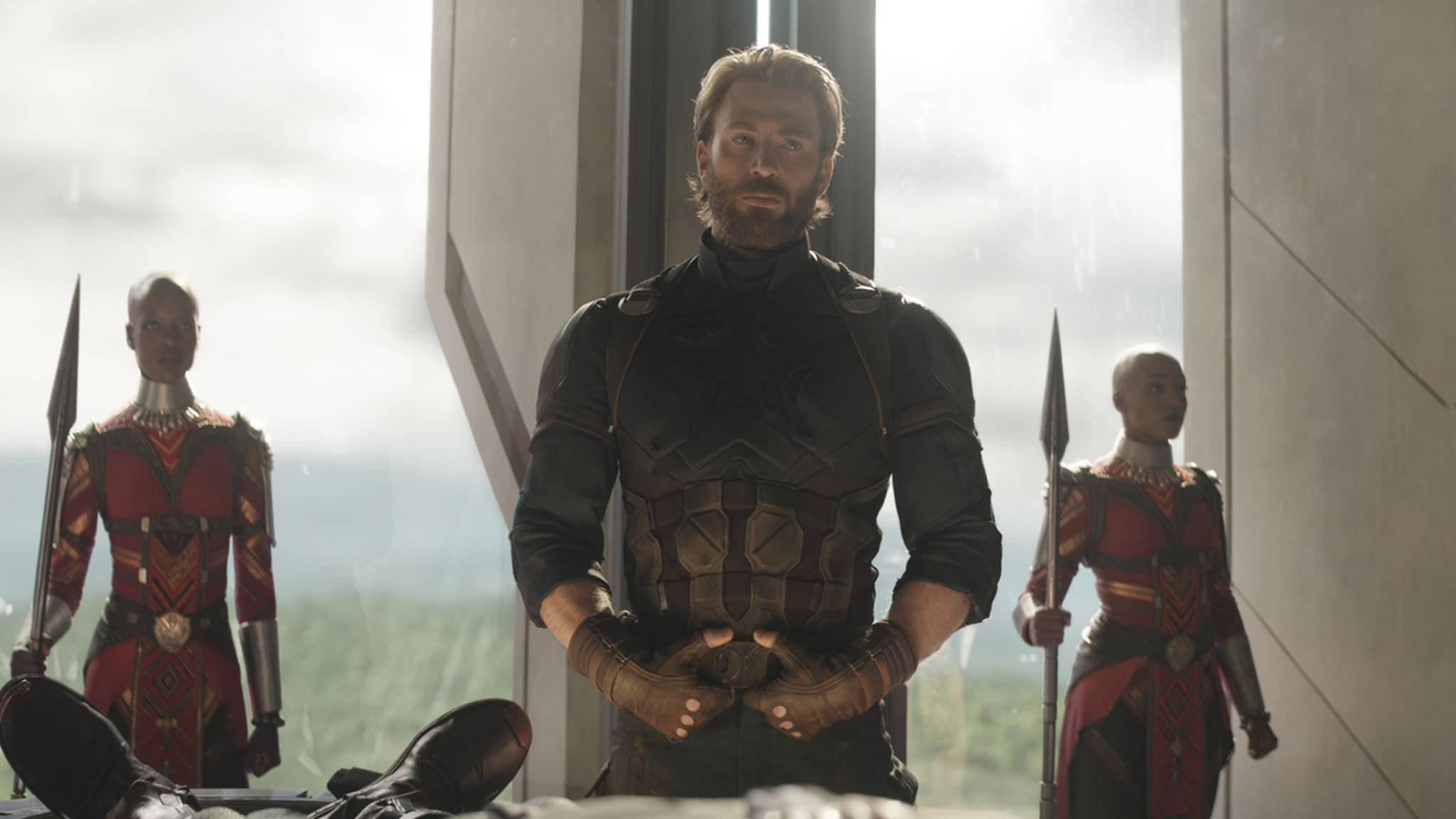 """Das kann sich sehen lassen: Disney und Marvel präsentieren stolz den Rekord-Erfolg von """"Avengers: Infinity War""""."""