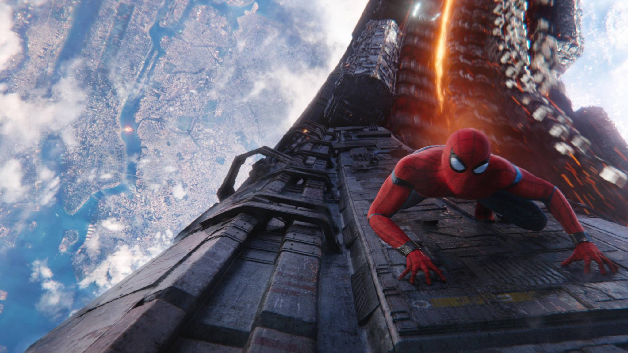 """Das Einspielergebnis von """"Avengers: Infinity War"""" erreicht im Eiltempo ungeahnte Höhen."""