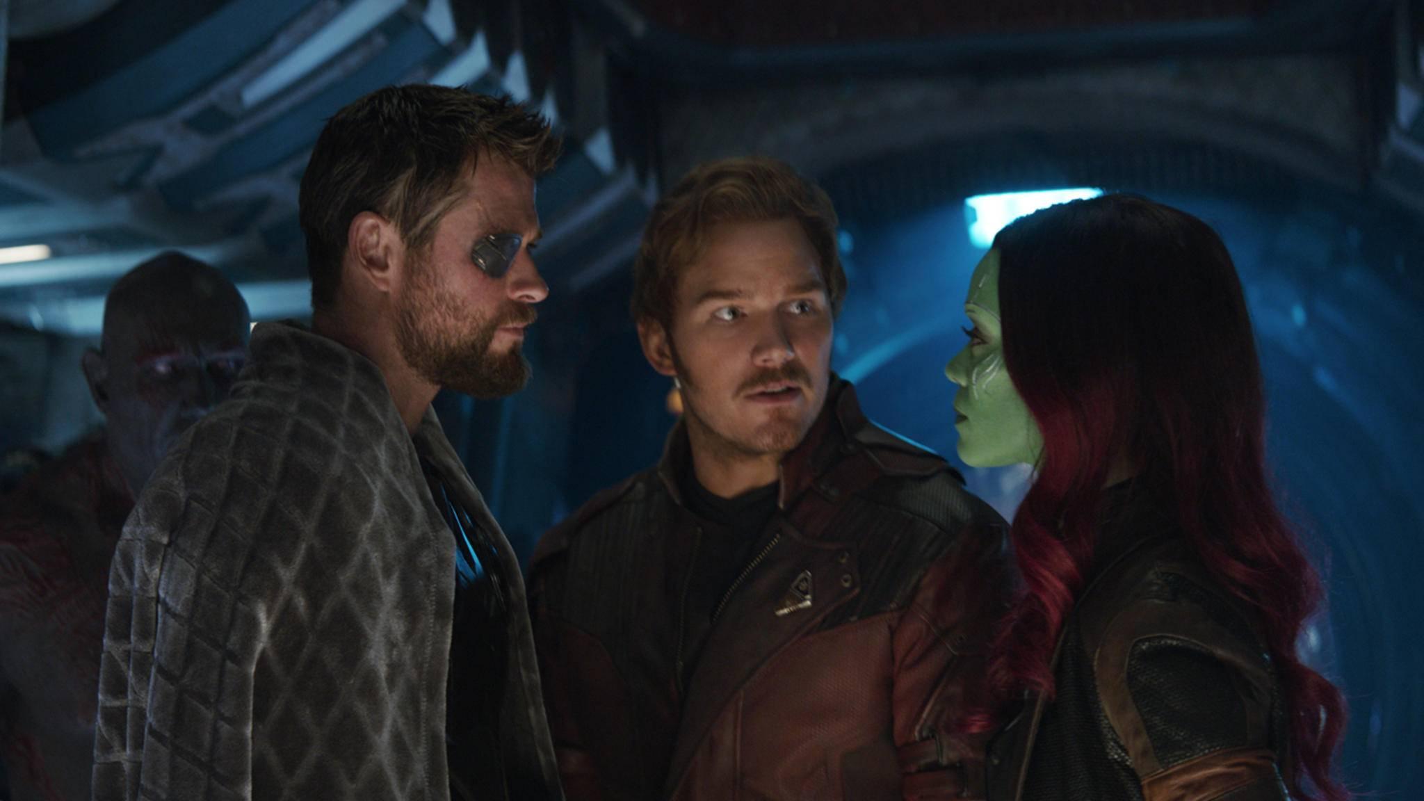 """Echt jetzt? Jap, """"Avengers: Infinity War"""" macht jetzt """"Star Wars"""" Konkurrenz."""