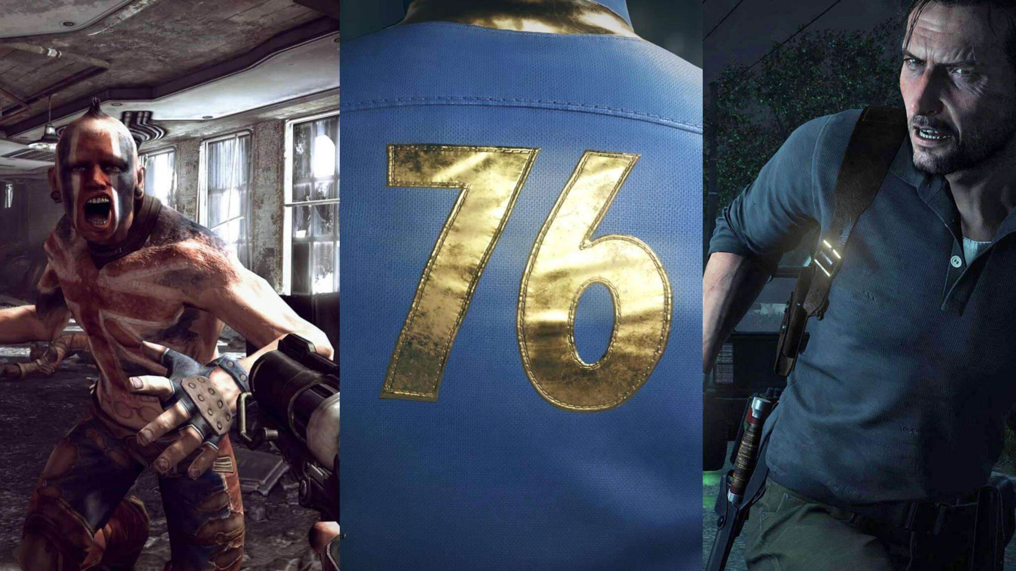 """""""Fallout 76"""" dürfte im Zentrum der Bethesda-Pressekonferenz auf der E3 2018 stehen."""