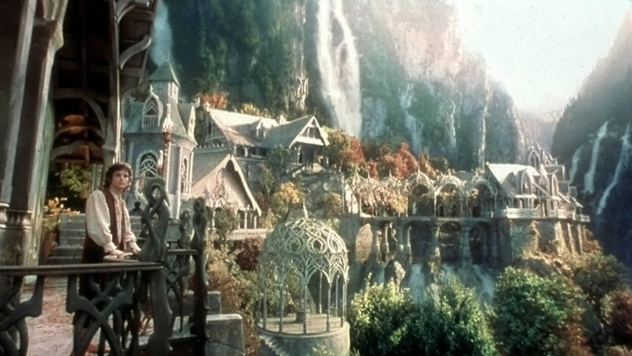 """Wolltest Du schon immer mal wissen, wo diese und andere Szenen aus """"Der Herr der Ringe"""" gedreht wurden?"""