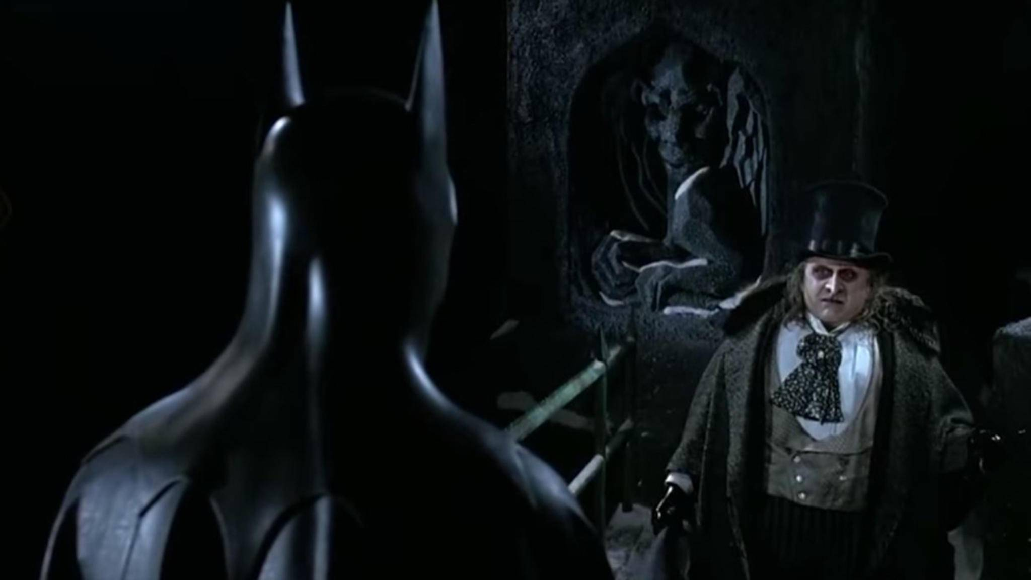 """Zuletzt verkörperte Danny DeVito den Pinguin 1992 auf der großen Leinwand – in """"Batmans Rückkehr""""."""