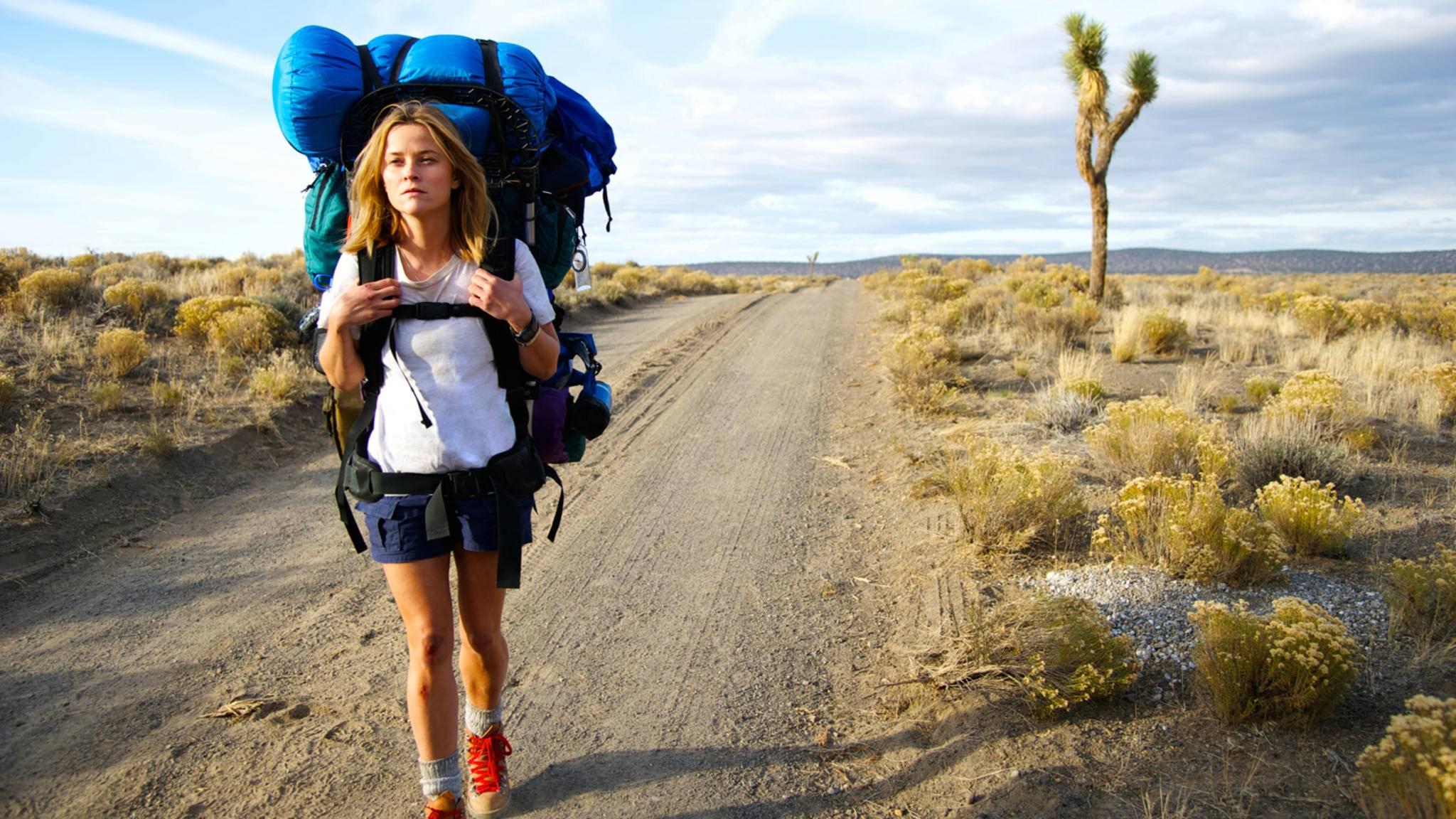 Cheryl (Reese Witherspoon) hat genug! Also packt sie ihre sieben Sachen und macht sich auf den Weg – mitten durch die Wildnis.
