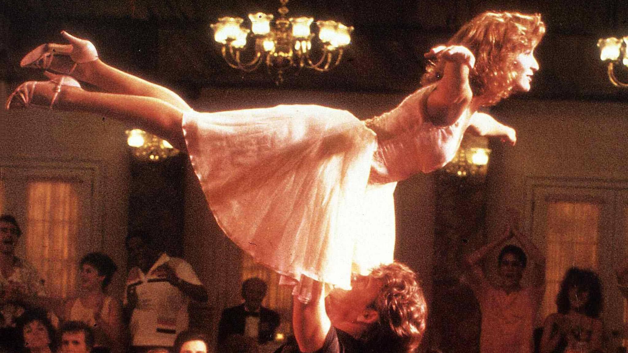 "Johnny und Baby haben in ""Dirty Dancing"" die wohl berühmteste Hebefigur abgeliefert."