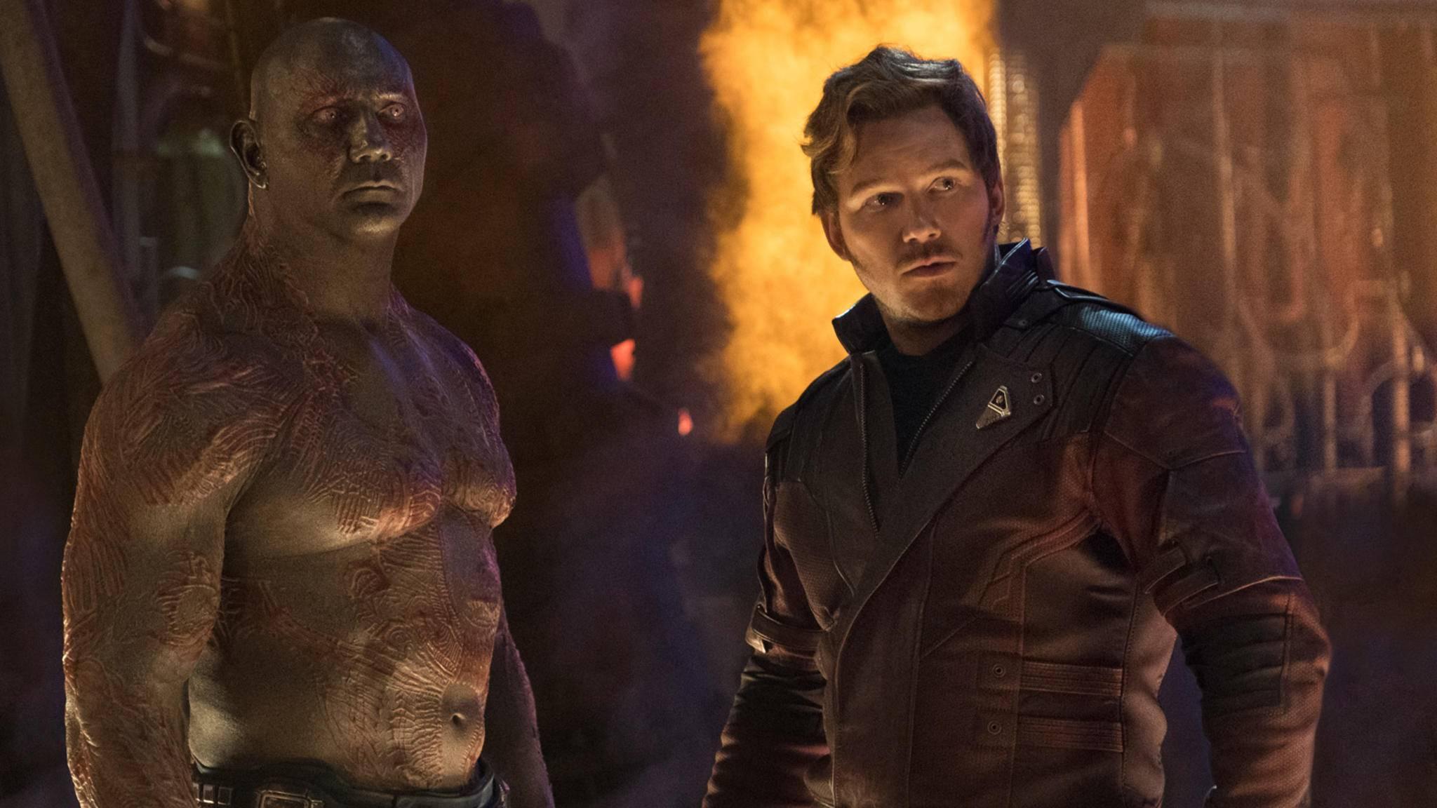 """""""Adam wer?"""" Die Marvel-Helden werden auch in """"Avengers 4"""" noch nicht auf Adam Warlock treffen."""