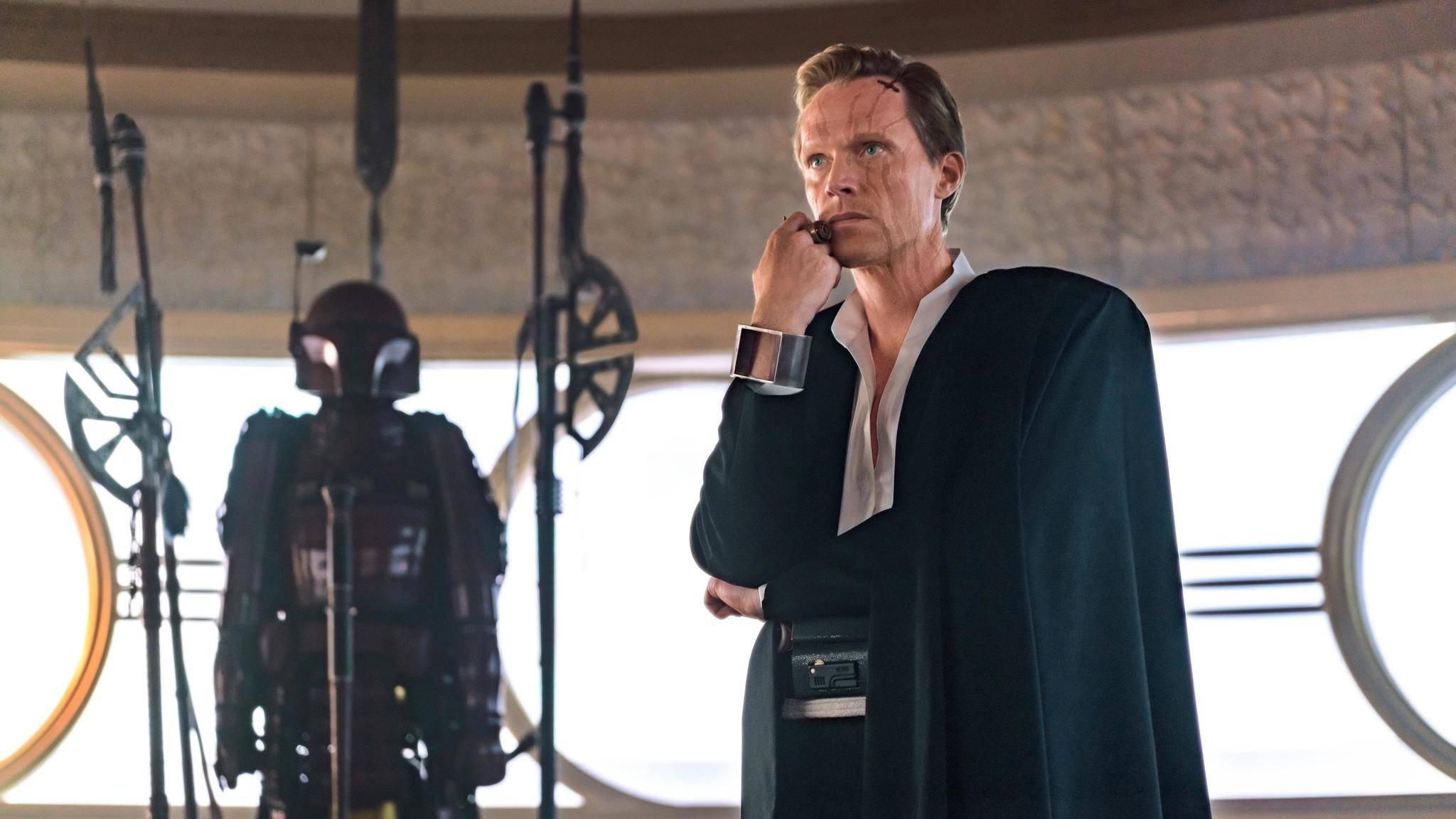 """Das Easter Egg in """"Solo: A Star Wars Story"""" steht in Verbindung mit Dryden Vos."""