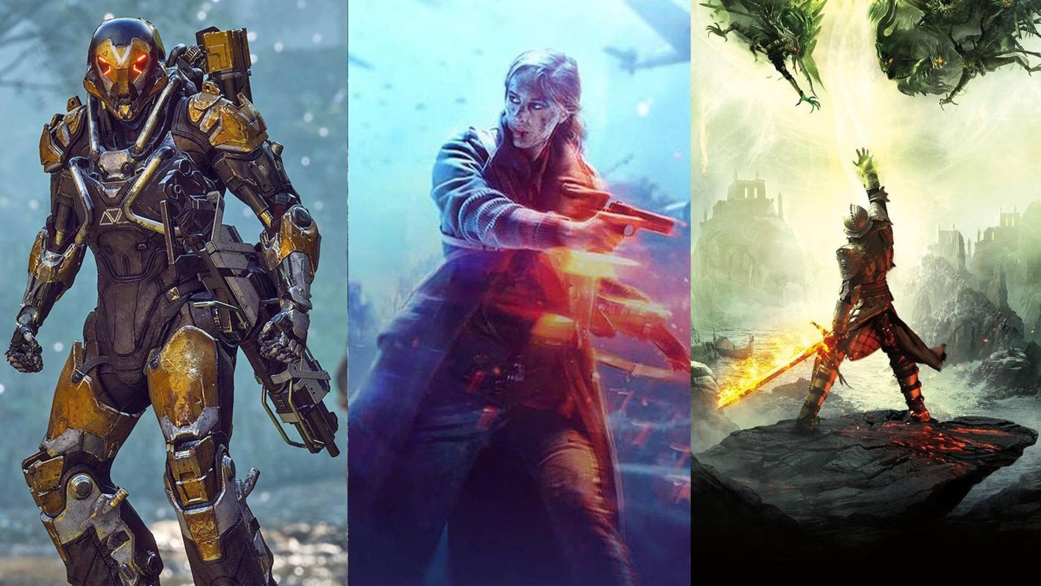 Welche Highlights bringt EA auf die E3 2018?