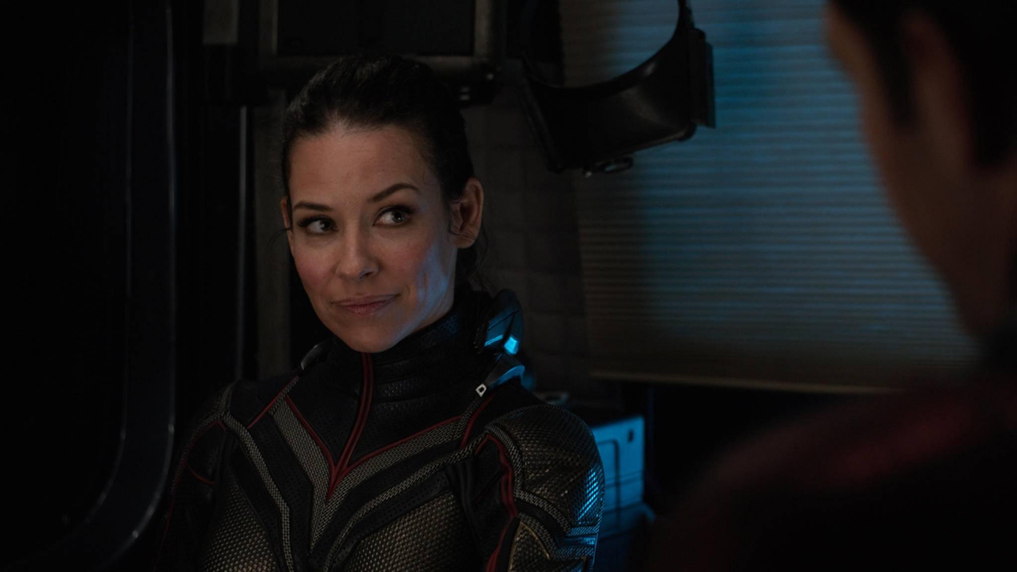 """Wer ist hier der Sidekick?! The Wasp ist der eigentliche Star in """"Ant-Man and the Wasp""""."""