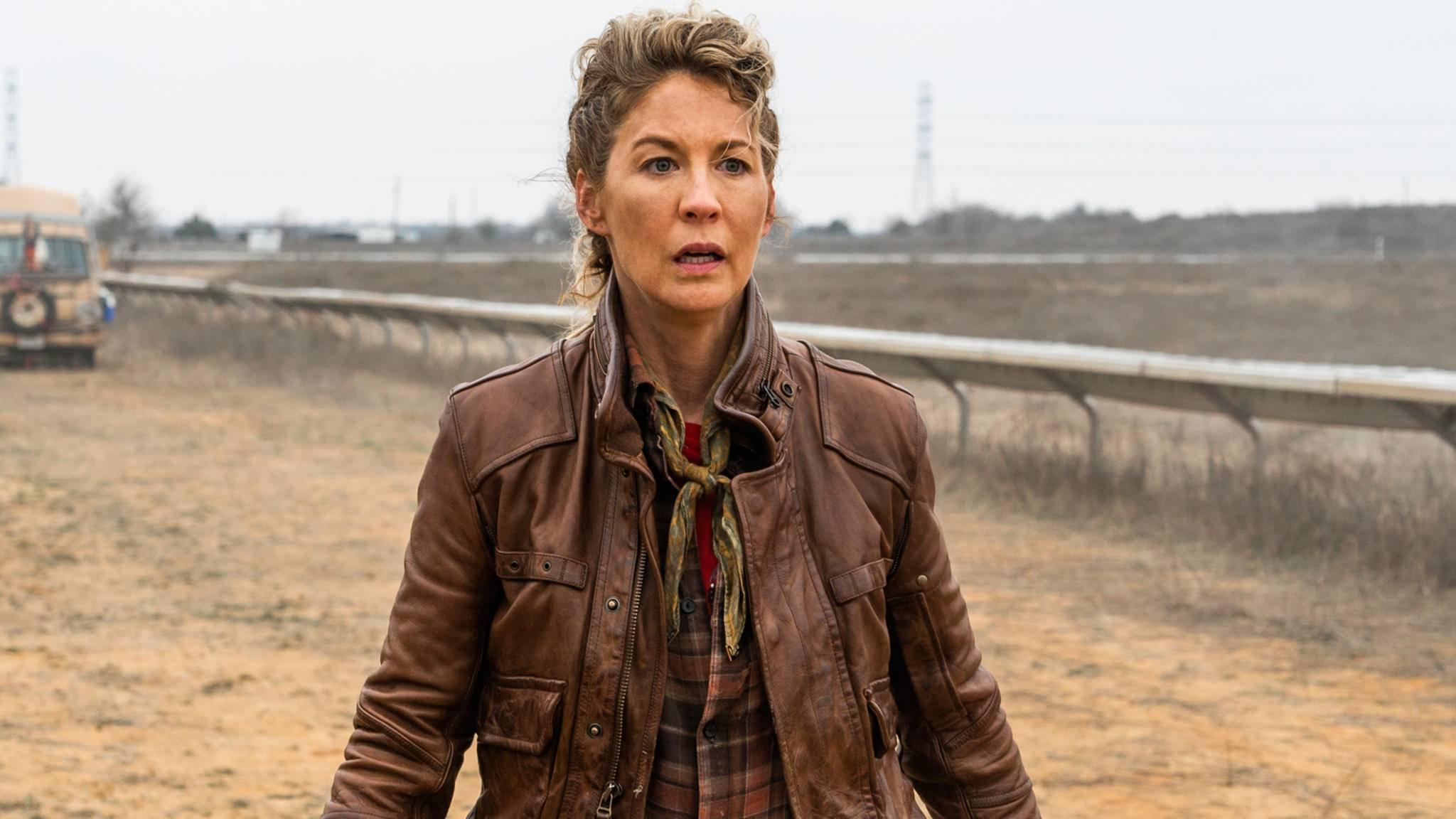 """In Episode 6 von """"Fear the Walking Dead"""" hinterließ Naomi keinen guten Eindruck."""