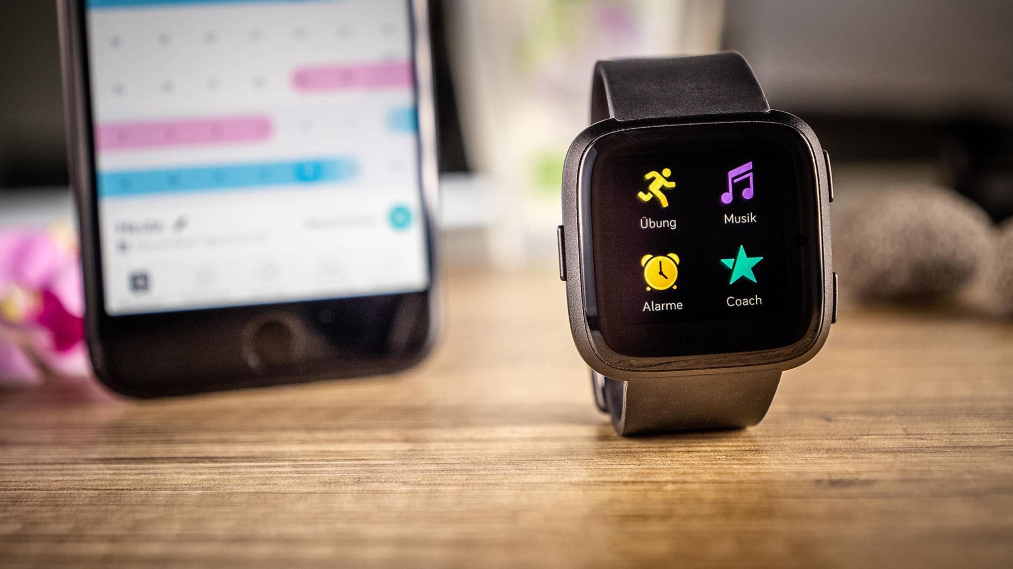 Die Fitbit Versa ist endlich auf dem Markt! Aber taugt sie auch was?