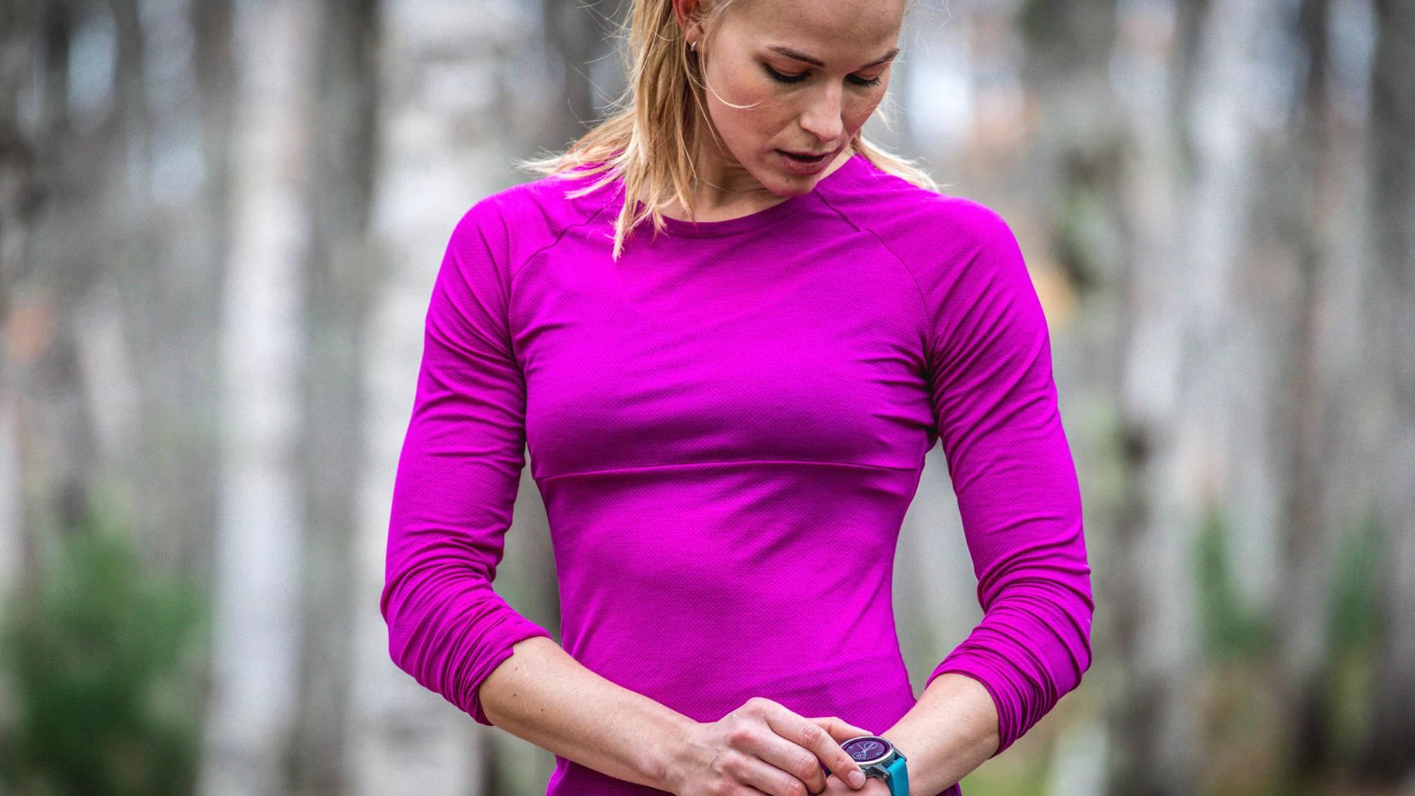 Die Wearables von Garmin sollen nicht mehr nur die sportliche Leistung im Blick haben.