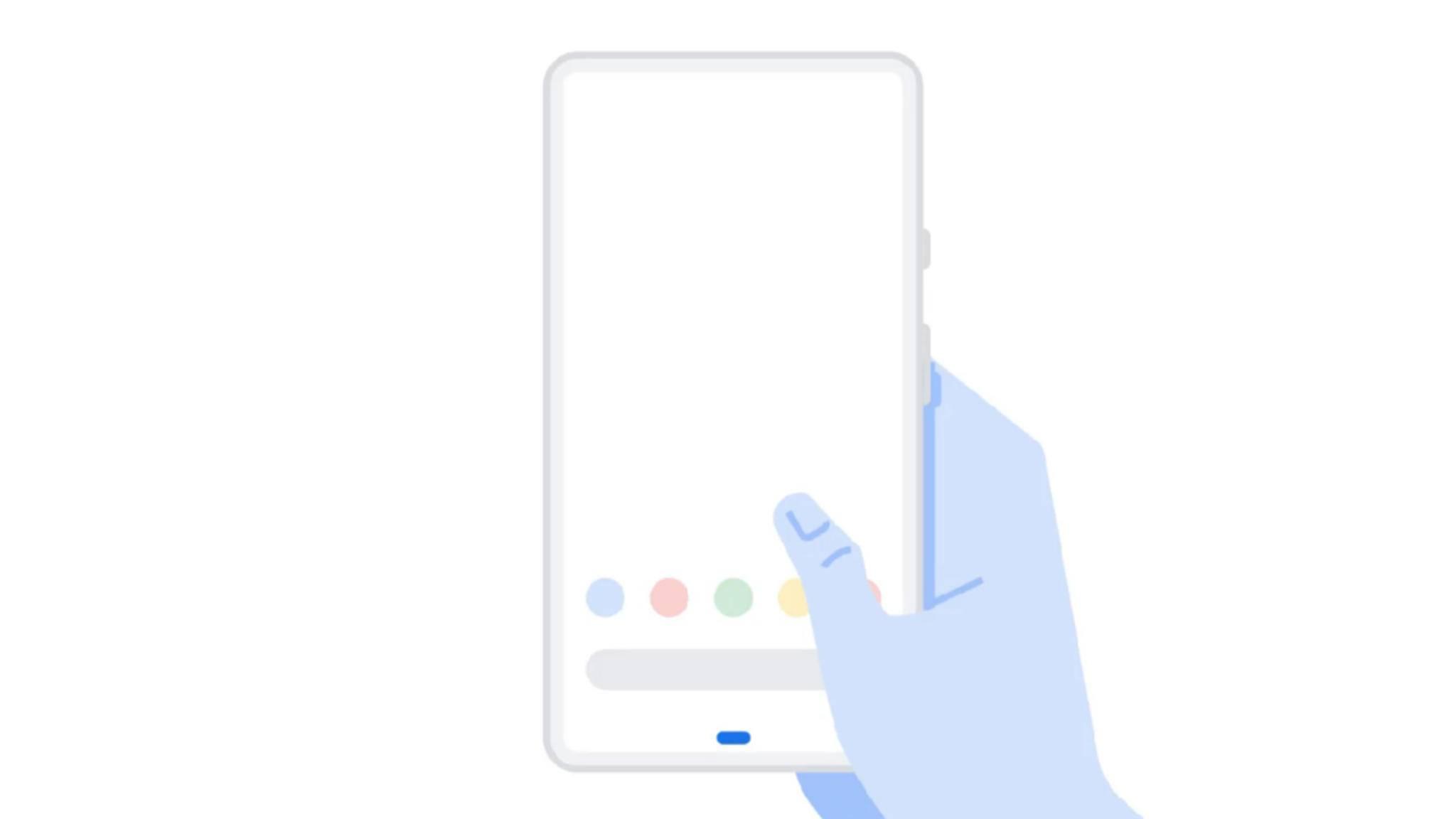 Handelt es sich bei dem Platzhalter in der Android-P-Beta um das Google Pixel 3?