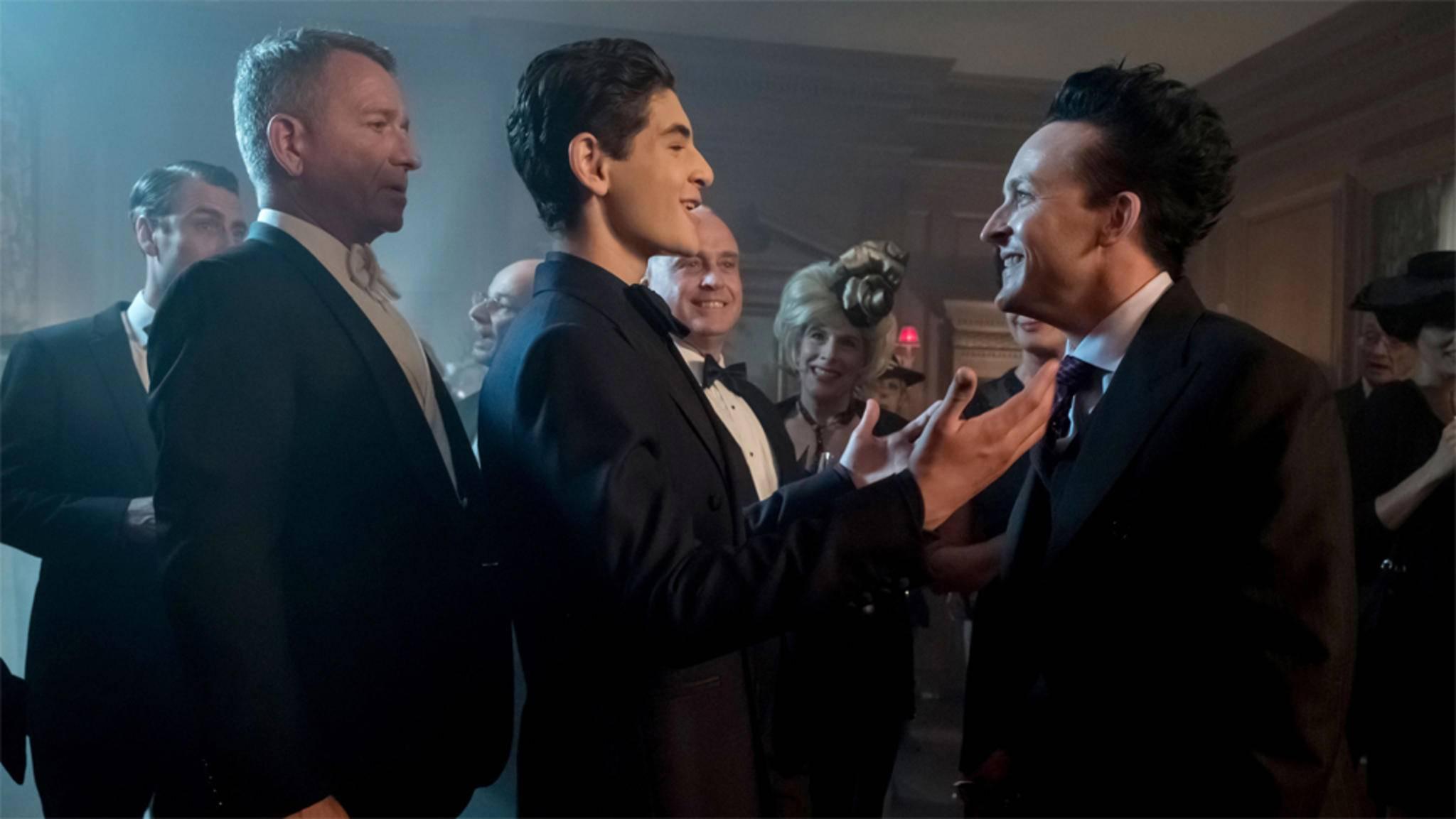 """Eine dieser Figuren aus """"Gotham"""" kann sich über ein eigenes Spin-off freuen."""