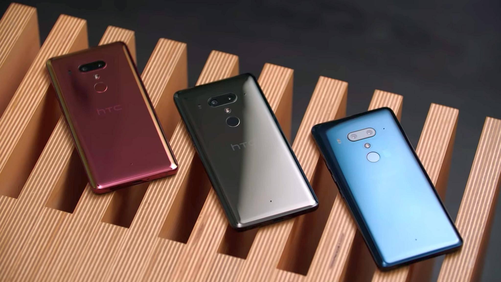 HTC hat den Grund für den Namen seines neuen Flaggschiff-Smartphones verraten.