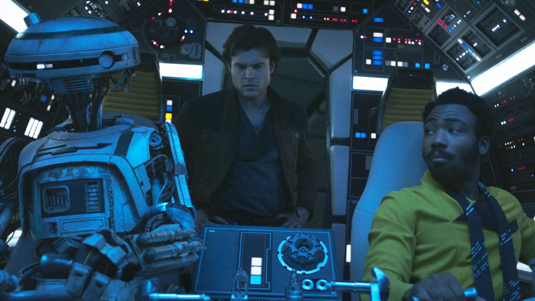 """Start mißglückt? Die ersten Zahlen zu """"Solo: A Star Wars Story"""" sind nicht besonders erfreulich."""