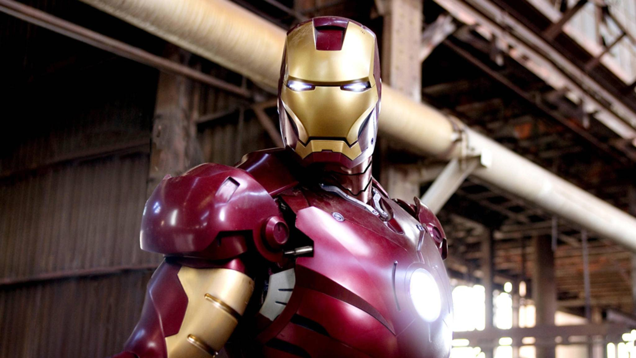 Hand aufs Herz (oder den Arc-Reaktor): Wer hätte nicht gerne den Anzug von Iron Man?!