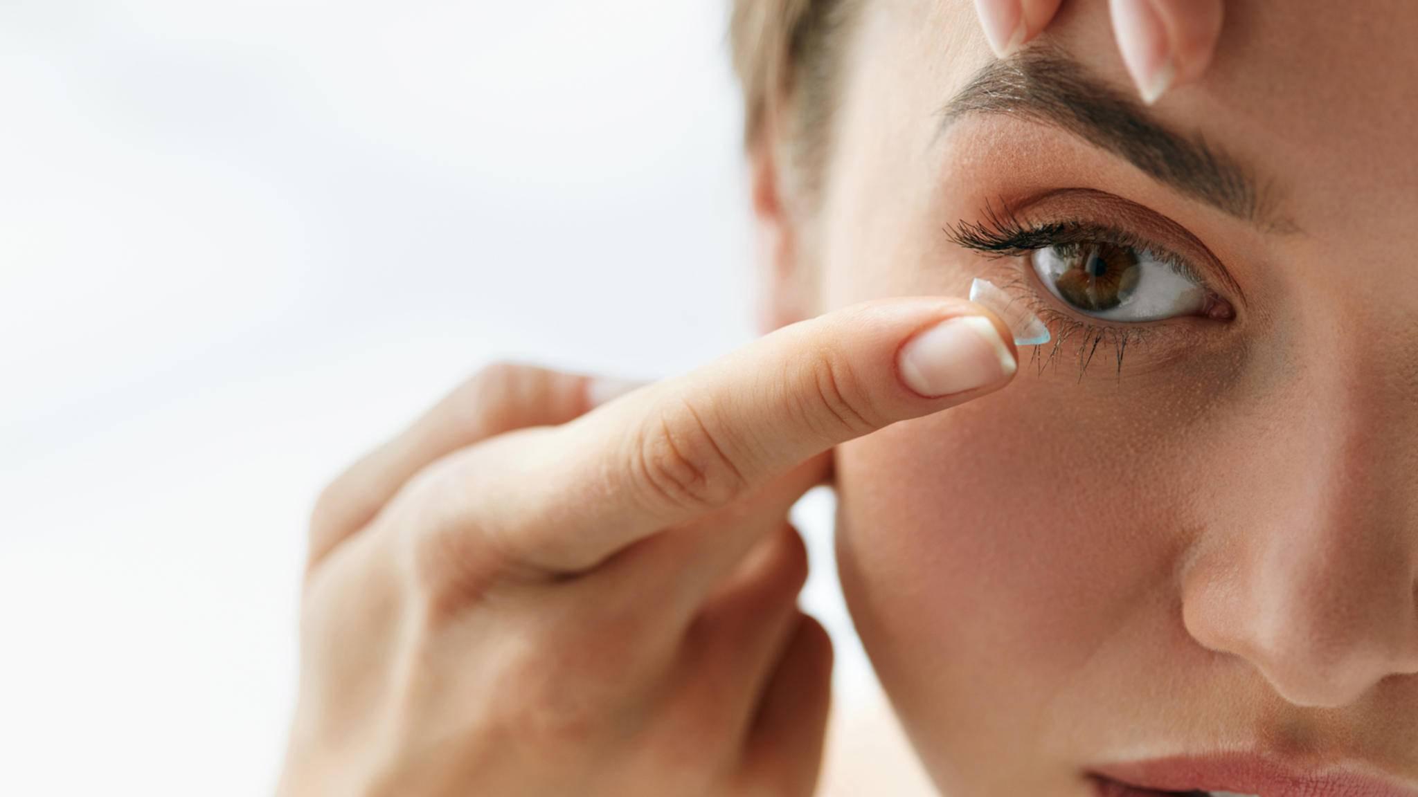 Neue Kontaktlinsen könnten schon bald Farbenblindheit korrigieren helfen.