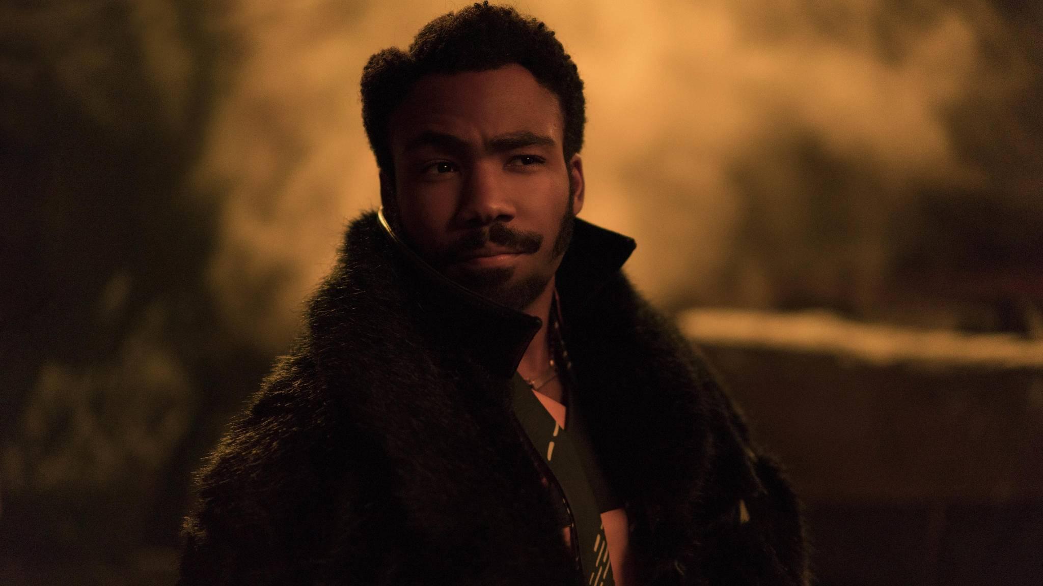 Werden wir Donald Glover bald in seinem ersten Solo-Film als Lando Calrissian zu sehen bekommen?
