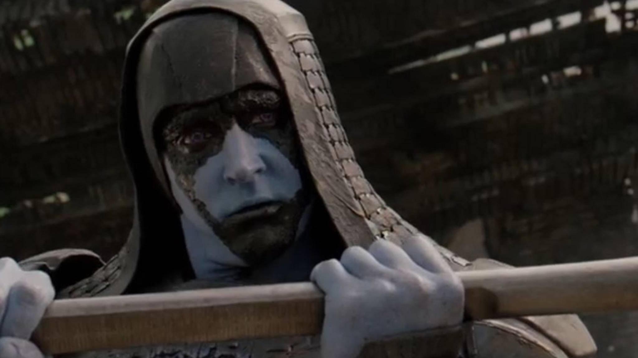 """Ronan der Ankläger wird dem MCU dank """"Captain Marvel"""" erhalten bleiben."""