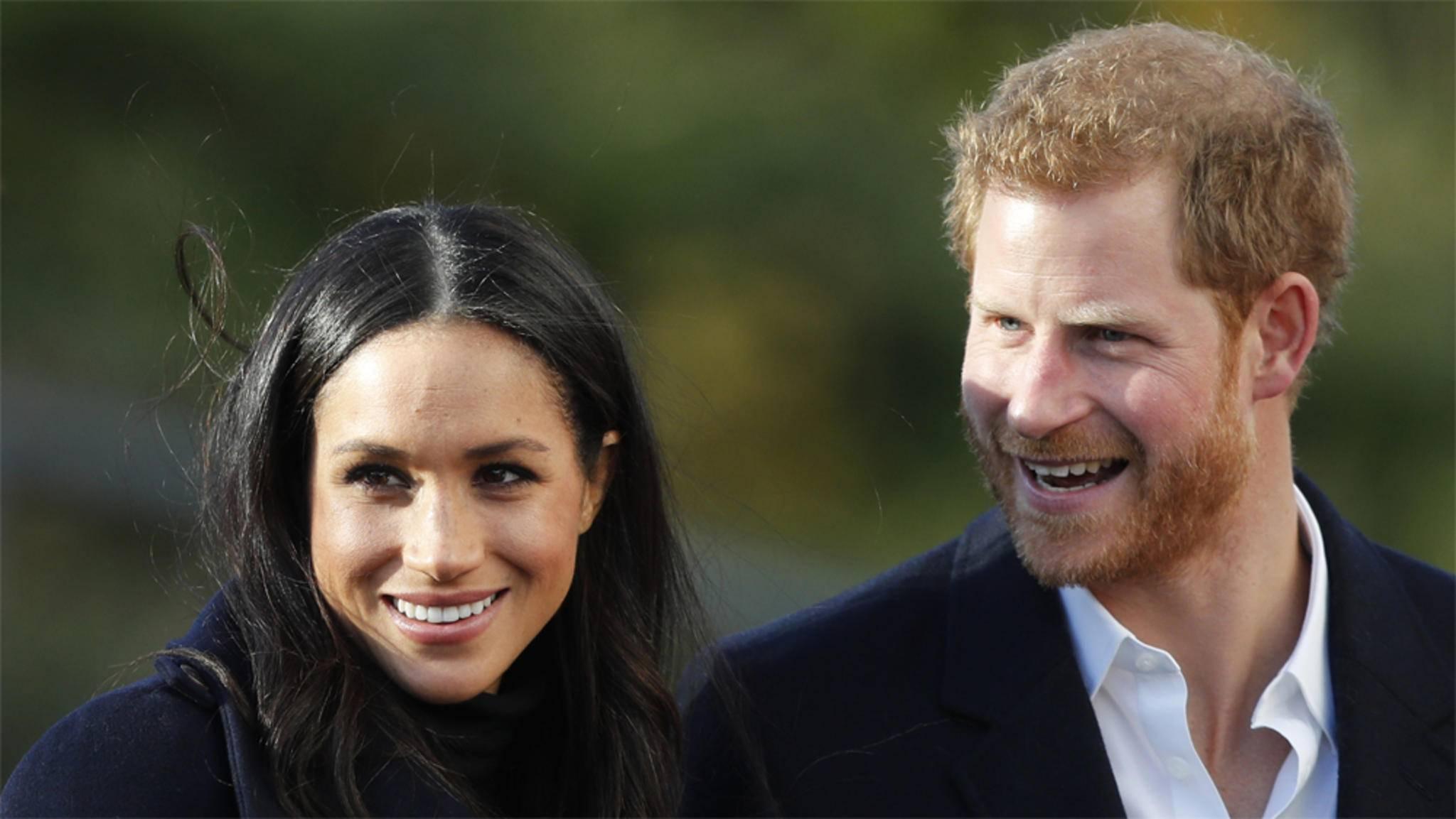 Bald ist es so weit: Meghan Markle heiratet ihren Prinz Harry.