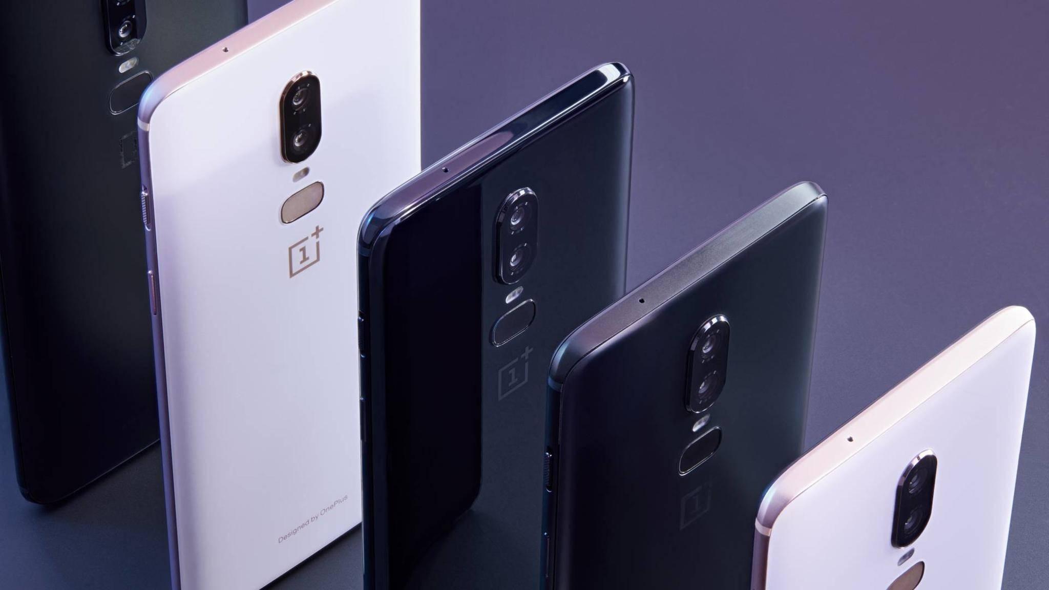 Der Nachfolger zum OnePlus 6 könnte im Oktober kommen.