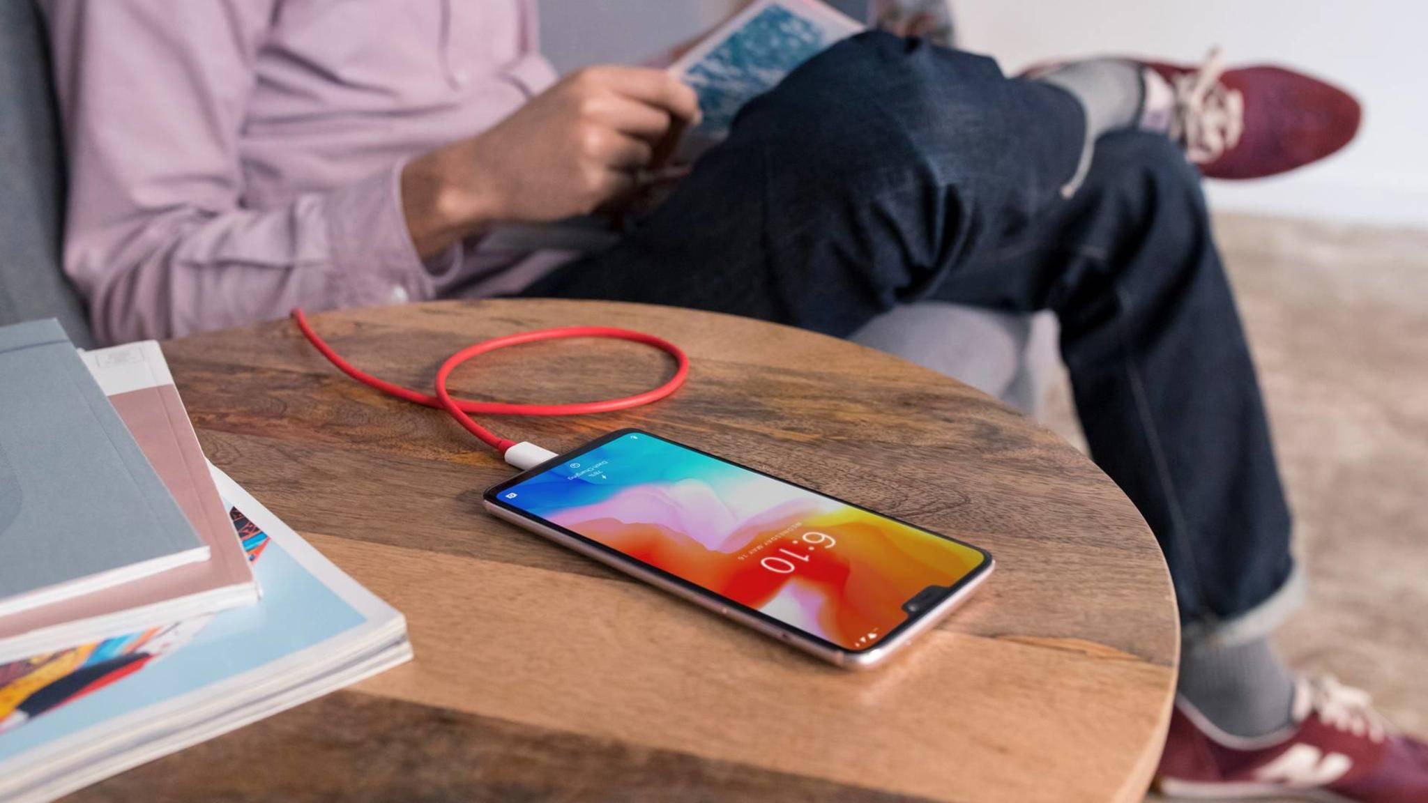 Das OnePlus 6 verkauft sich schneller als alle anderen OnePlus-Smartphones.
