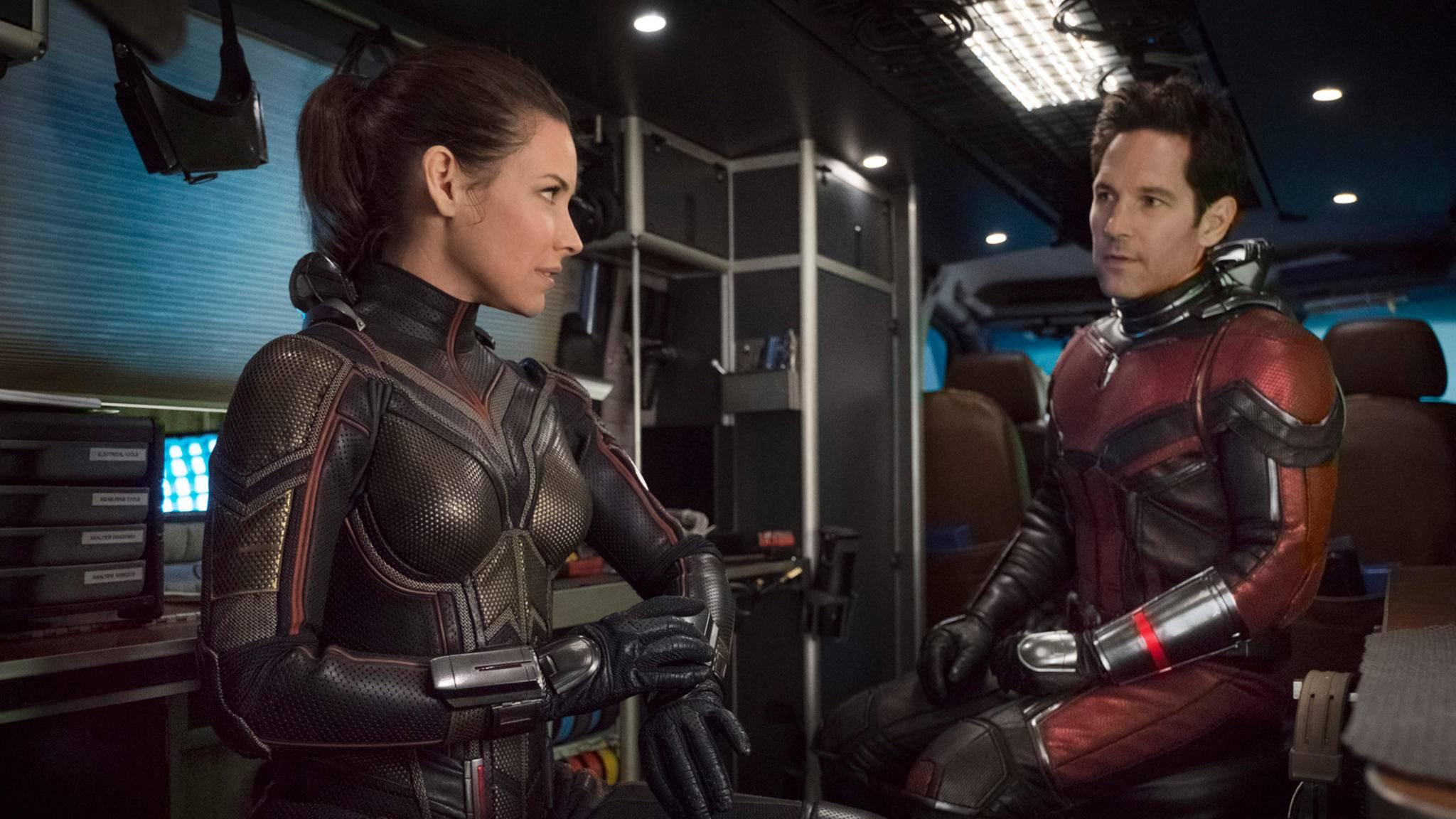 """""""Ant-Man and The Wasp"""" hat gerade die ersten Kritiker begeistert."""