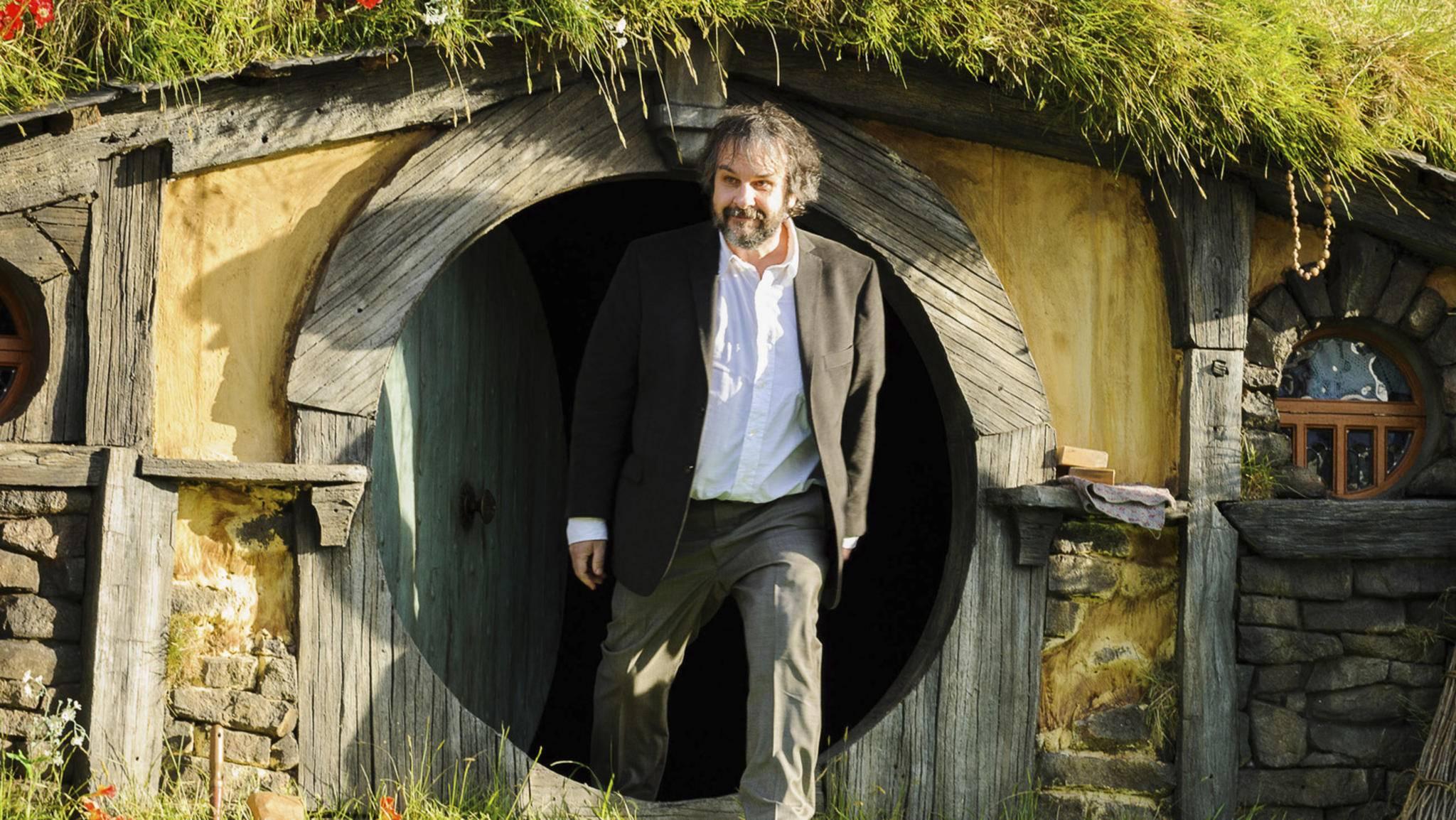 """Zu Besuch im Auenland: Peter Jackson hat mit der """"Herr der Ringe""""-Saga das Fantasy-Genre geprägt wie kein anderer."""