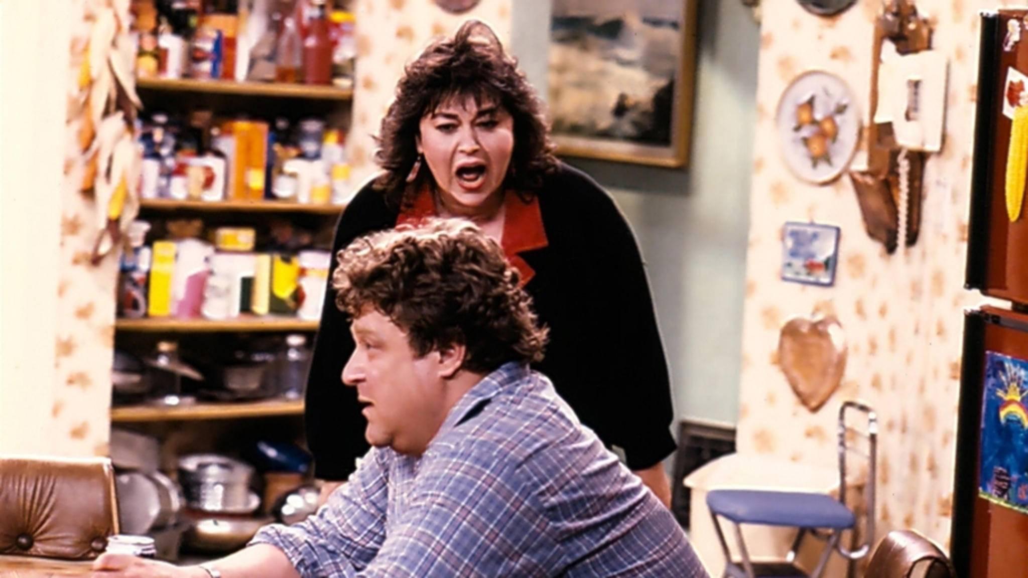Roseanne Barrs große Klappe wurde dem Revival zum Verhängnis.