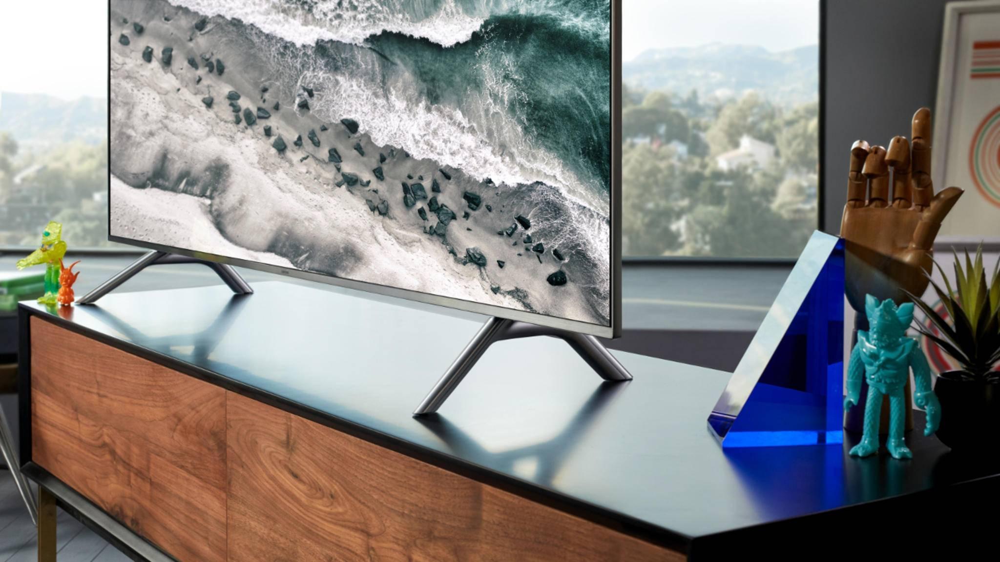 Dank Samsung Remote Access können Fernseher bald auf den PC zugreifen.