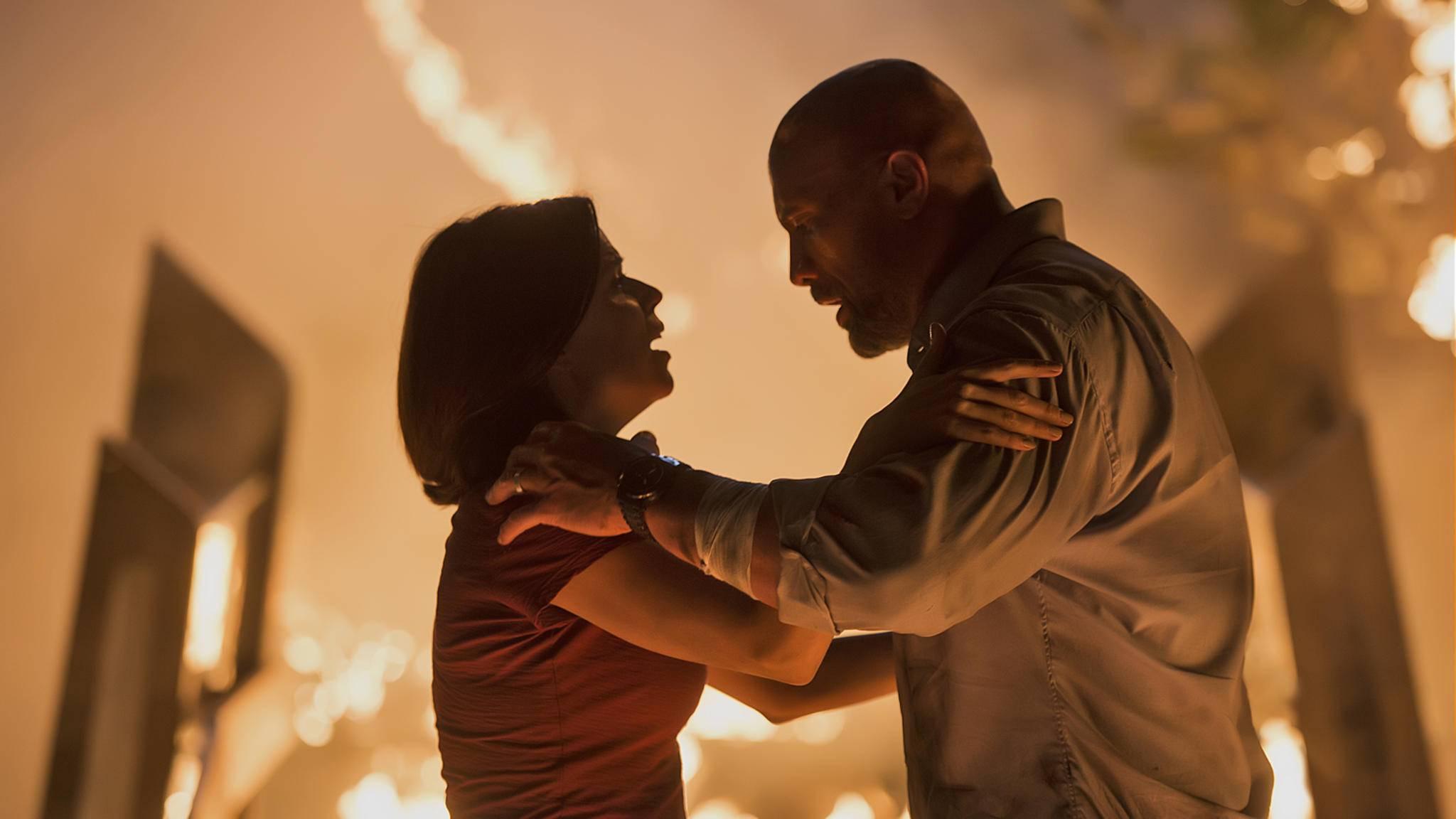 Werden sich Sarah (Neve Campbell) und Will wiedersehen?