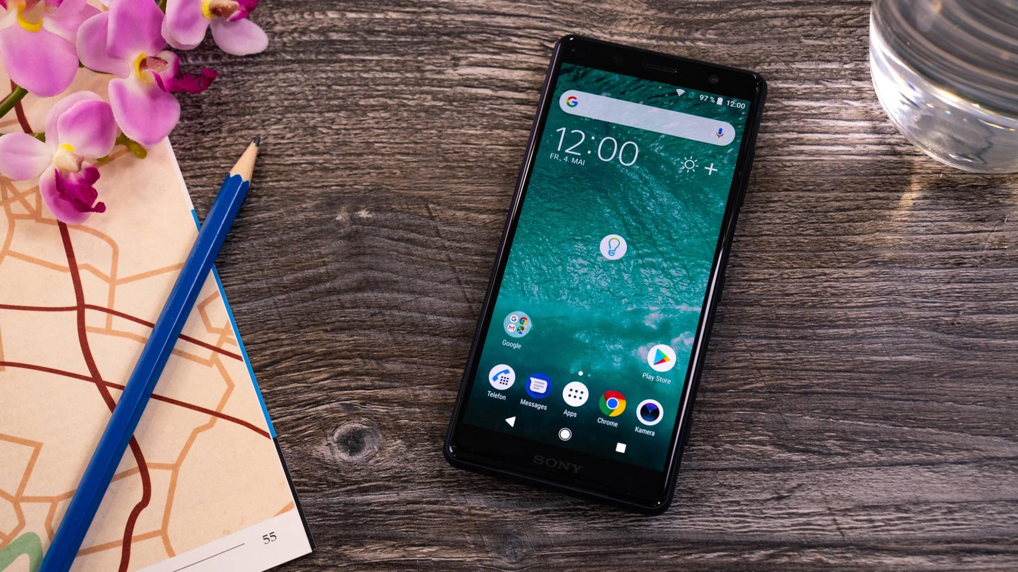 Das Xperia XZ2 Compact könnte das letzte handliche Smartphone von Sony sein.
