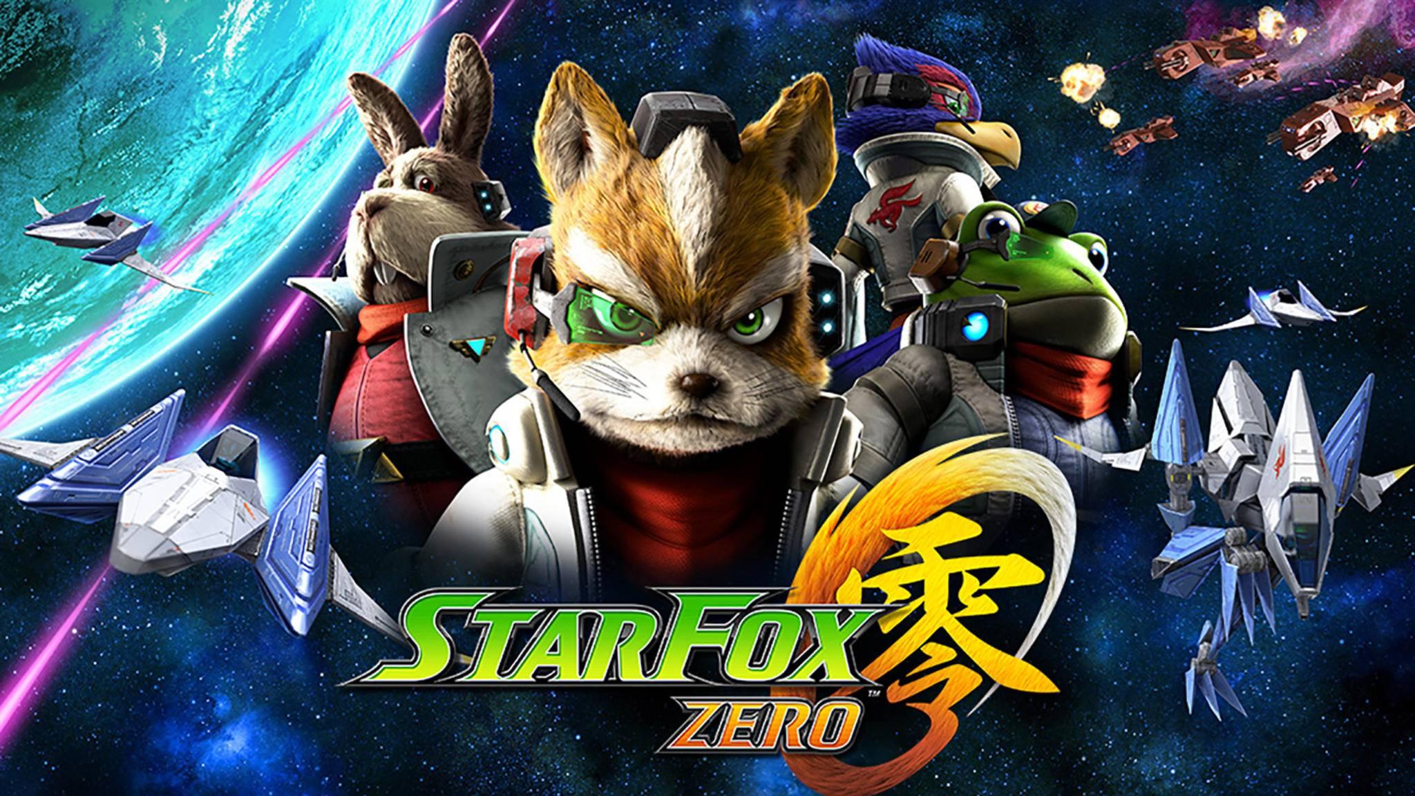 Star Fox Rennspiel