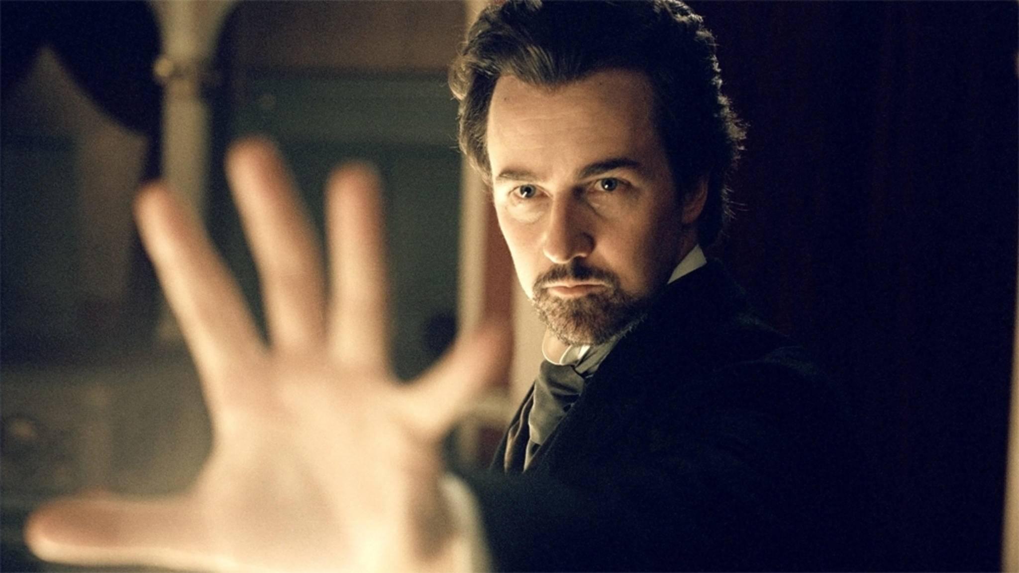 """Auch in """"The Illusionist"""" mit Edward Norton in der Hauptrolle ist Magie am Werk."""