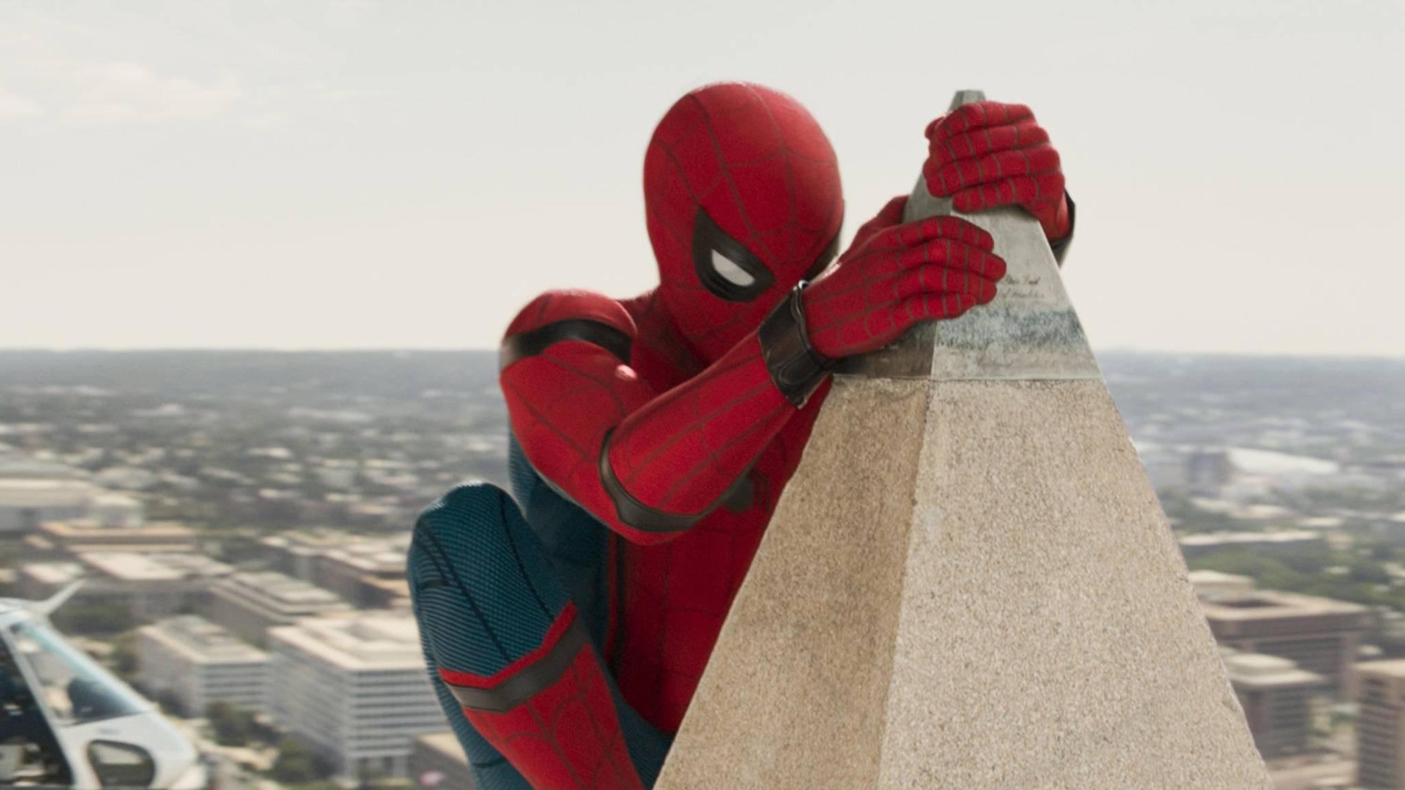 Spider-Man erklimmt mit seinem neuen Trailer einen Rekord.