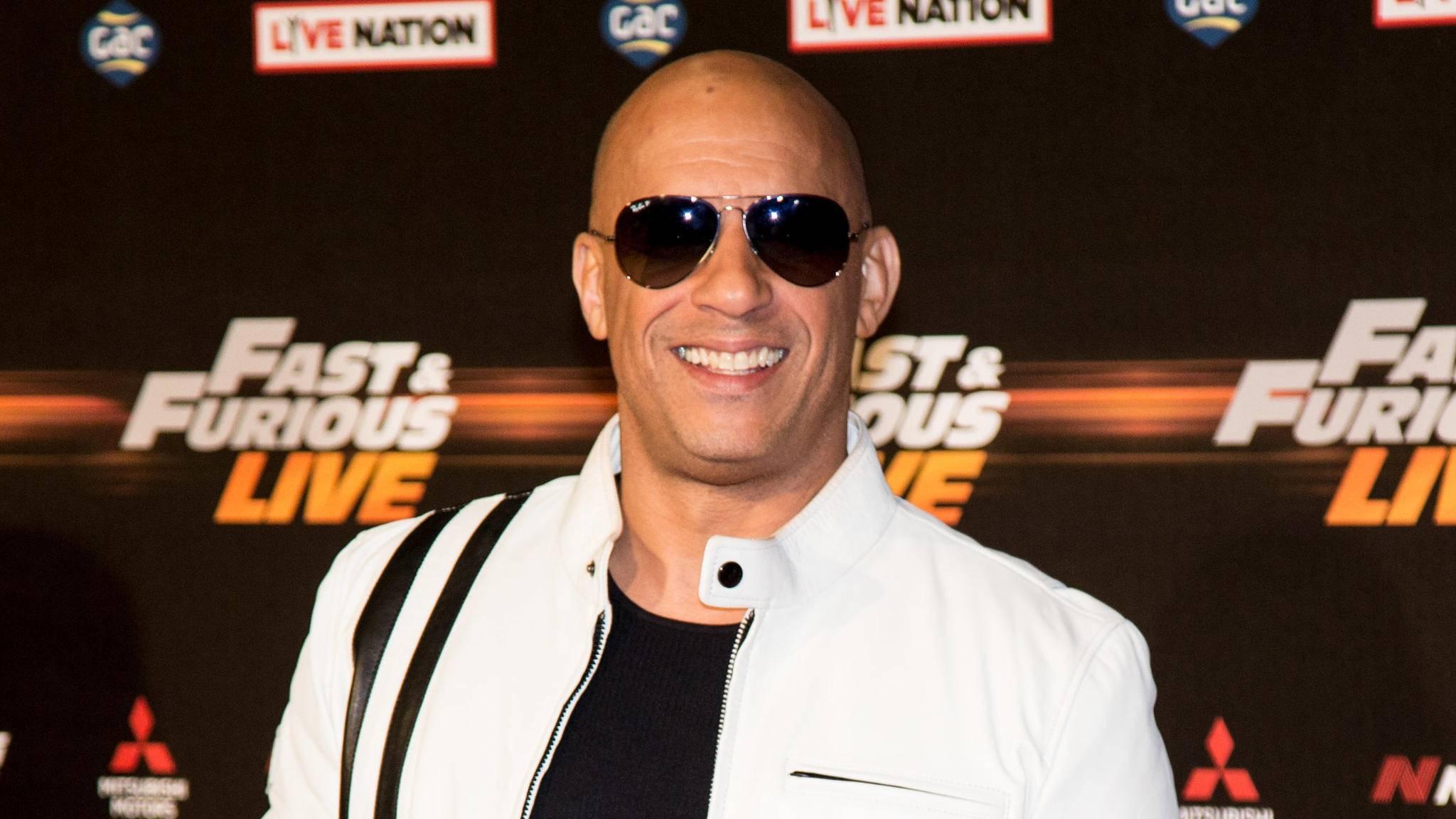Vin Diesel ist einer der größten Actionstars in Hollywood. Aber kanntest Du schon diese Fakten über ihn?