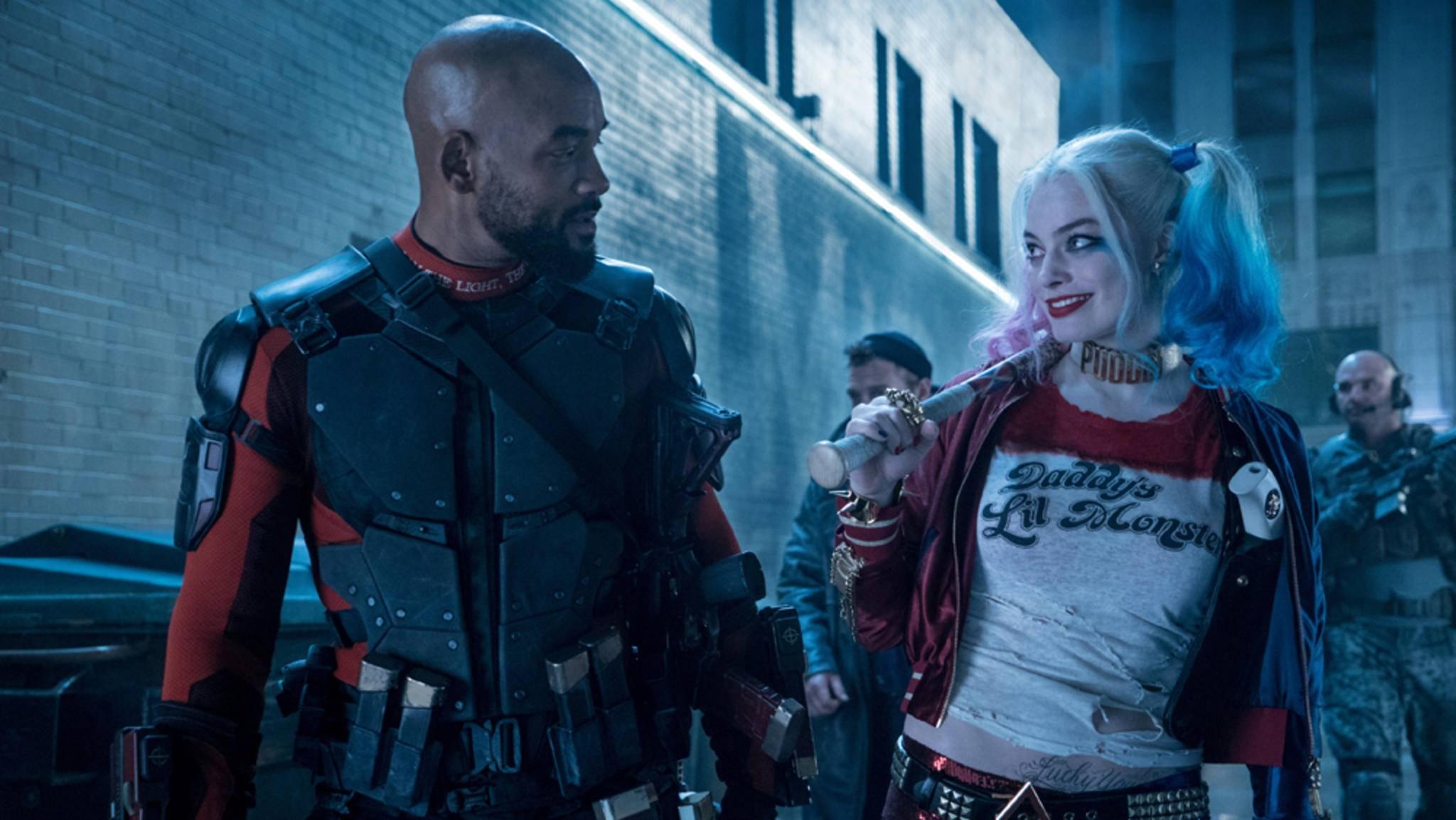 Sorry, Deadshot! Harley Quinn bekommt bald ihre eigene Girlgang.