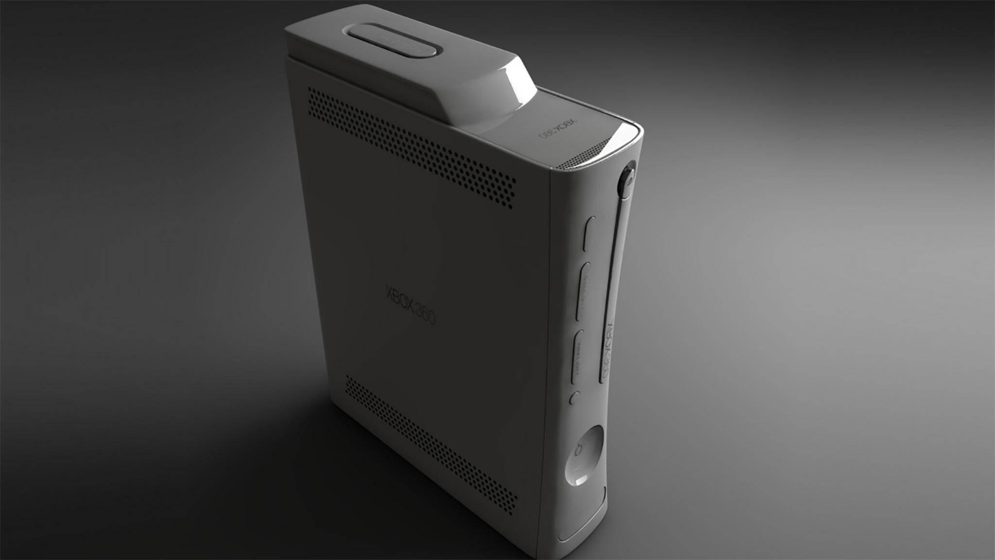 Die alte Xbox 360 bekommt immer noch Updates.