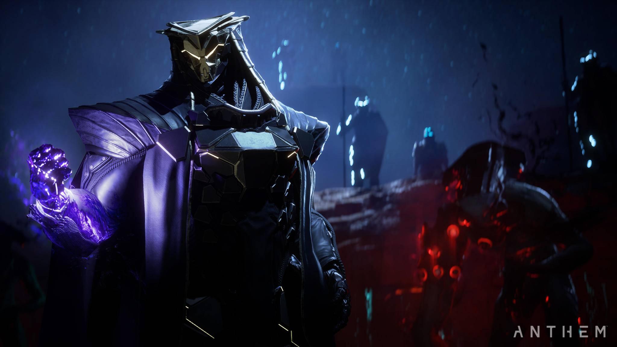 """""""Anthem"""" hat Publisher EA offenbar zum Umdenken bewegt ..."""
