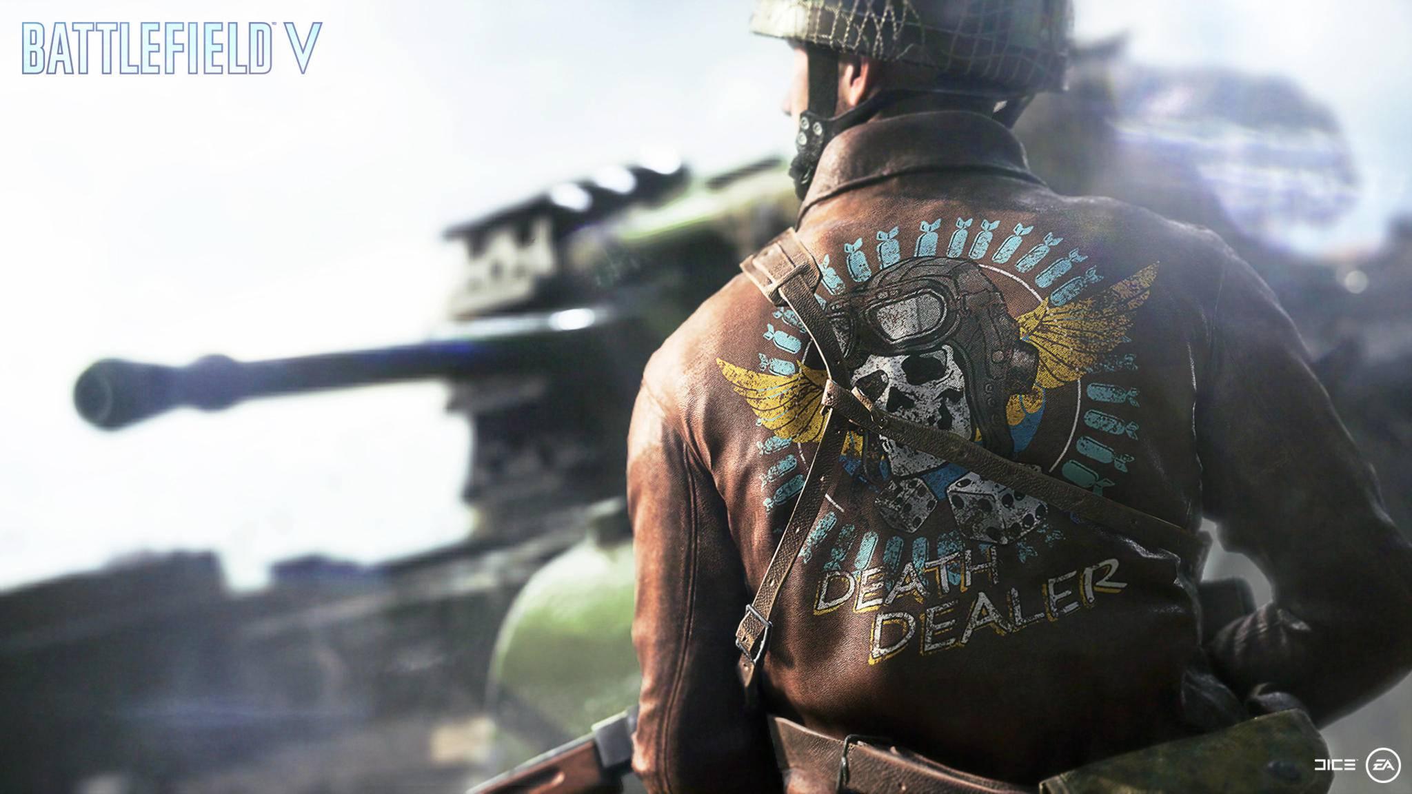 """Kosmetische Items für Echtgeld gibt's in """"Battlefield 5"""" noch nicht direkt zum Start."""